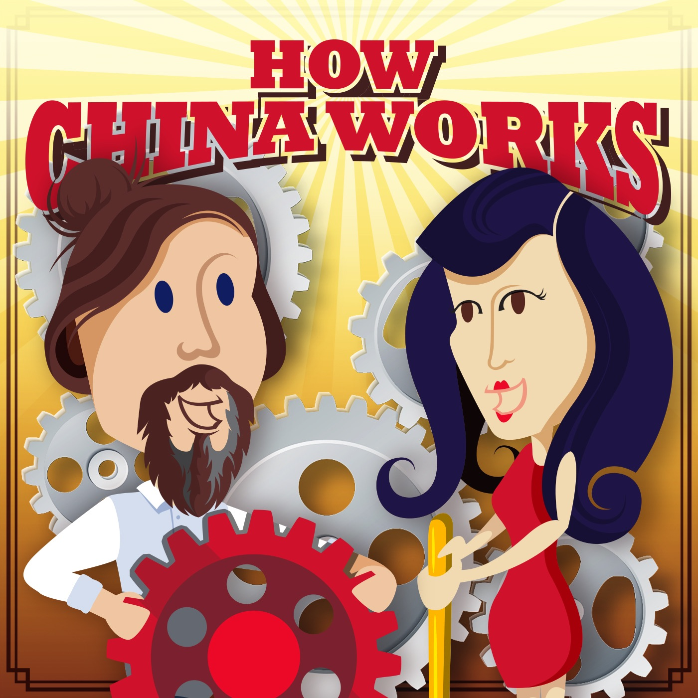 How China Works - with Yingying Li & Brendan Davis