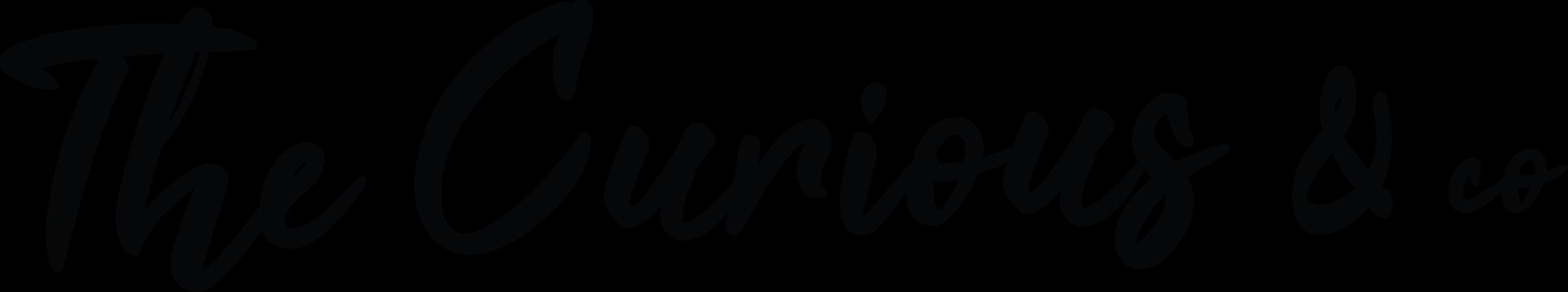 The Curious logo long black.png