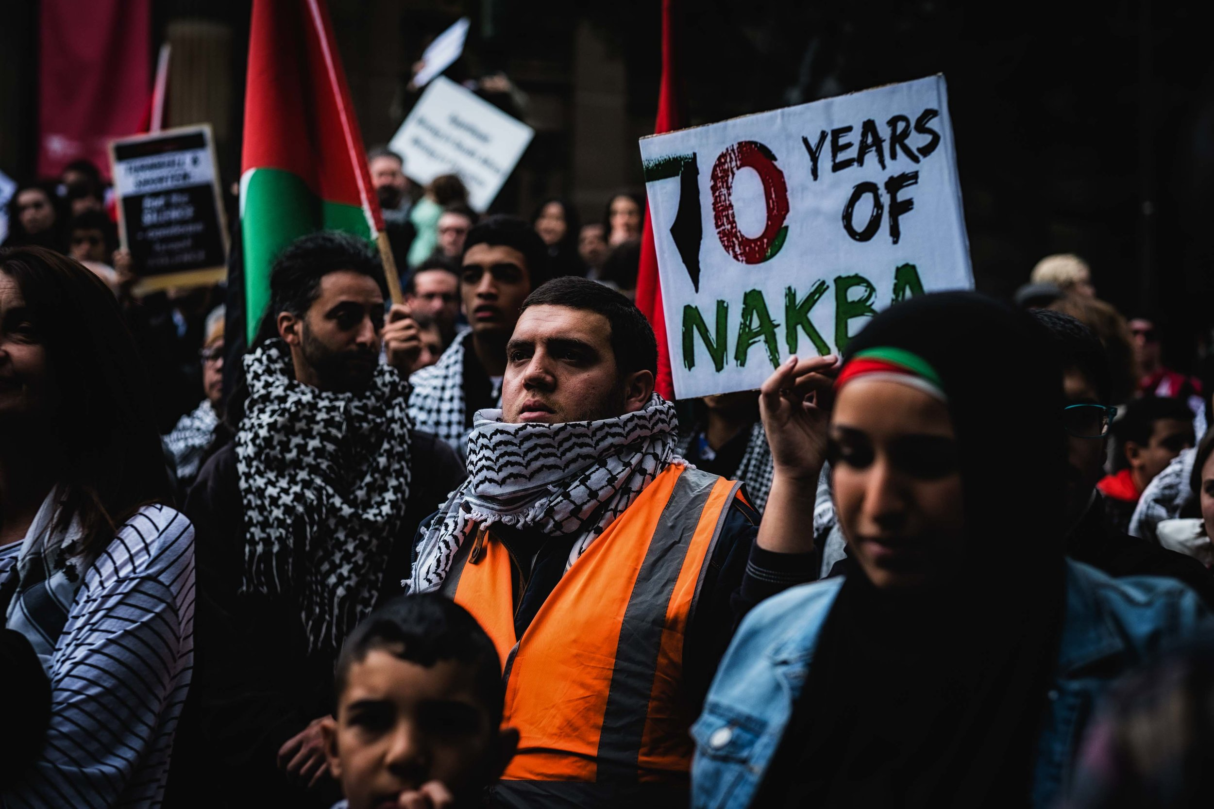 Free Palestine Protest Melbourne 2018-12-2.jpg