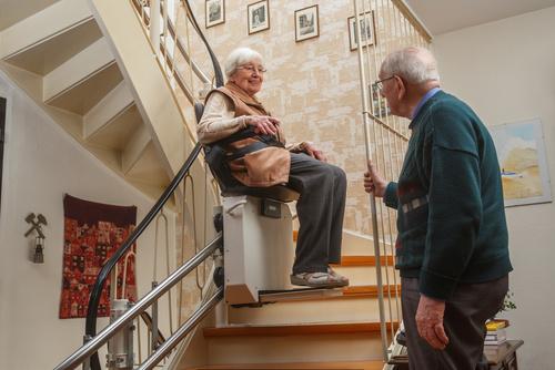 Treppenlift - Heute schon an morgen denken