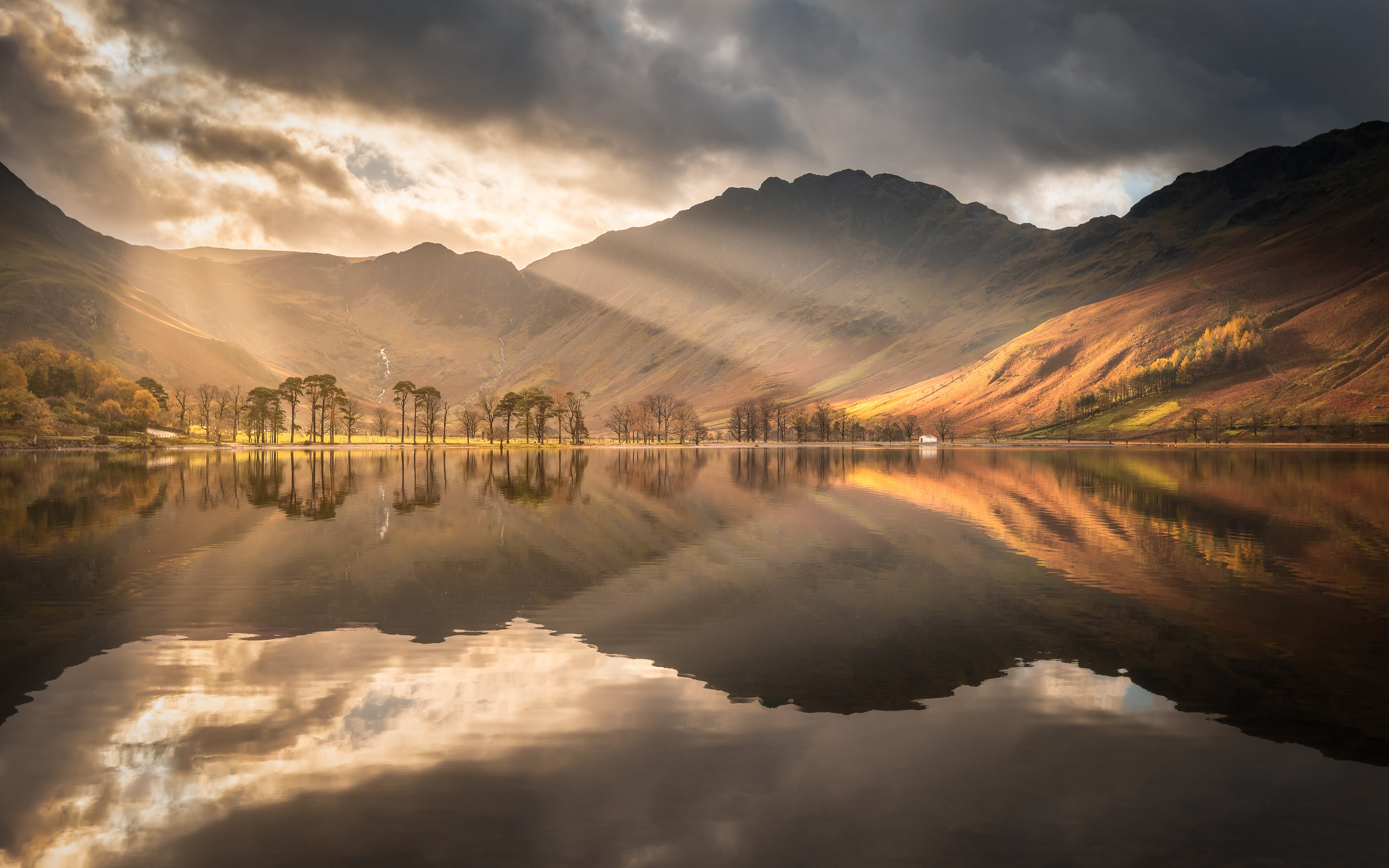 Autumn at Buttermere