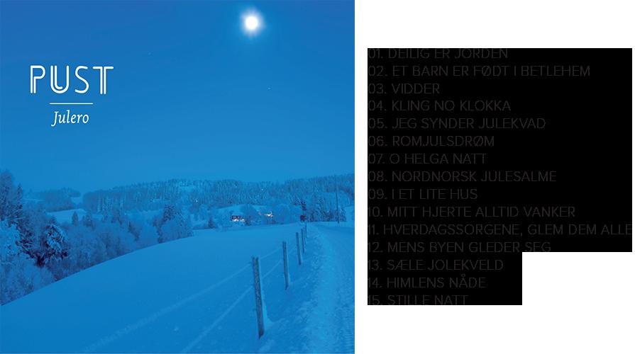Released at Kirkelig Kulturverksted, November 18th 2011.