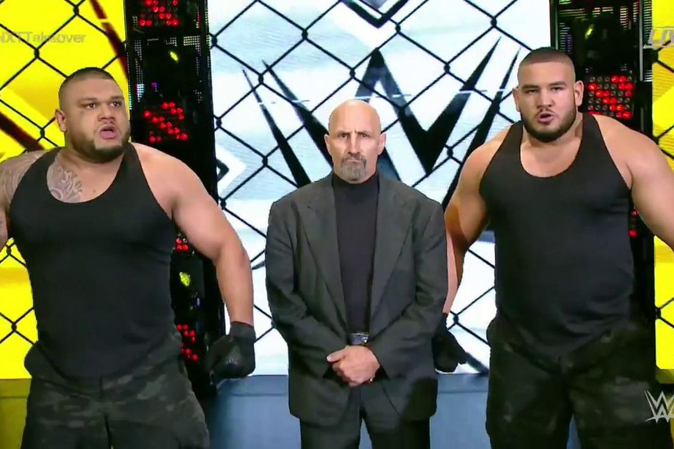 Paul Ellering is in NXT now, so of COURSE the AEPodcast is back.