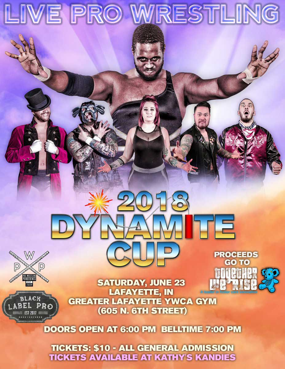 Dynamite Cup 2018