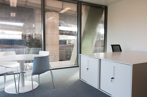 Office space at the Imperial White City Incubator