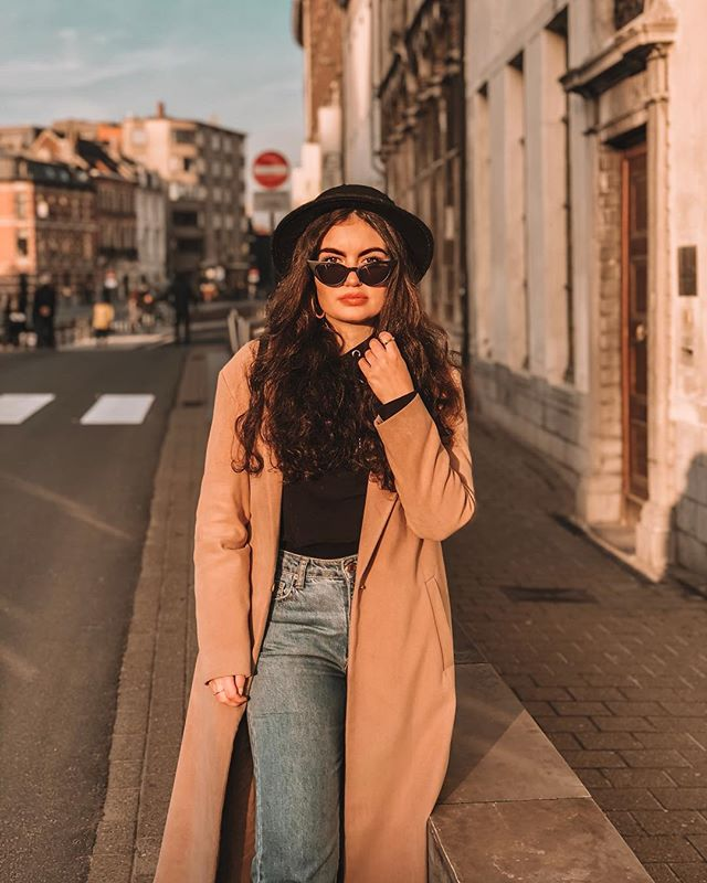 // Fall days 🍂 ⠀⠀⠀⠀⠀⠀⠀⠀⠀⠀⠀⠀ ⠀⠀⠀⠀⠀⠀⠀⠀⠀⠀⠀⠀ ⠀⠀⠀⠀⠀⠀⠀⠀⠀⠀⠀⠀ ⠀⠀⠀⠀⠀⠀⠀⠀⠀⠀⠀⠀ ⠀⠀⠀⠀⠀⠀⠀⠀⠀⠀⠀⠀ ⠀⠀⠀⠀⠀⠀⠀⠀⠀⠀⠀⠀ #outfitoftheday #lookoftheday #travelblogger #moroccan #fashionblogger #gent #vacation #instafashion #ootd #styleblogger #belgium #goldenhour #fashiongram #marocaine #stylegram #whatiwore #look #belgianblogger #outfit #instatravel #fashion #fall #style #ghent #dailylook #streetstylefashion #dutchblogger #marrakech