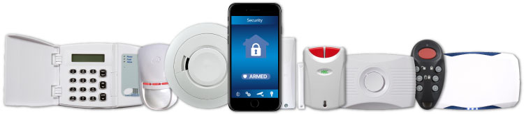 Pioneer Home Security System