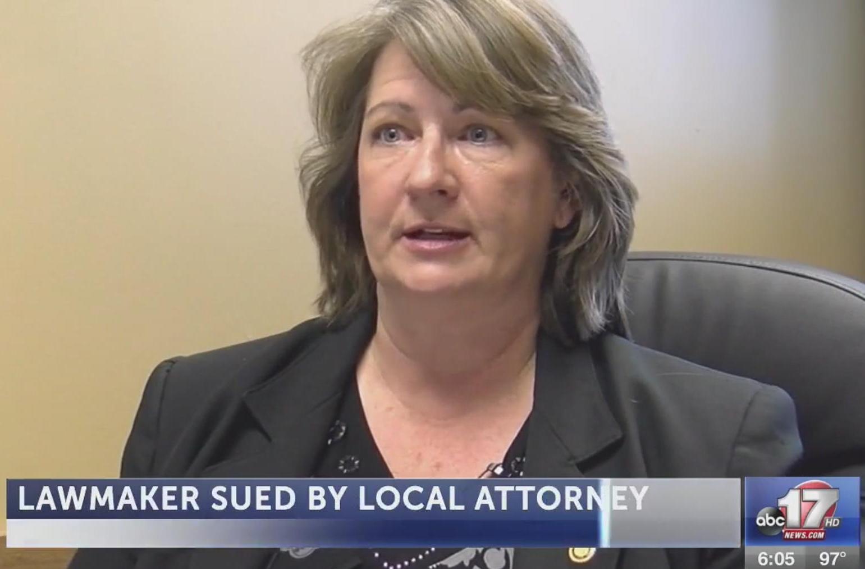 TGH Sues Rep. Reisch - COLUMBIA, Mo. - Missouri Representative Cheri Reisch (R-Hallsville) is being sued for blocking a constituent on Twitter.Attorney Andy Hirth sued Reisch on behalf of Mike Campbell, a local attorney.
