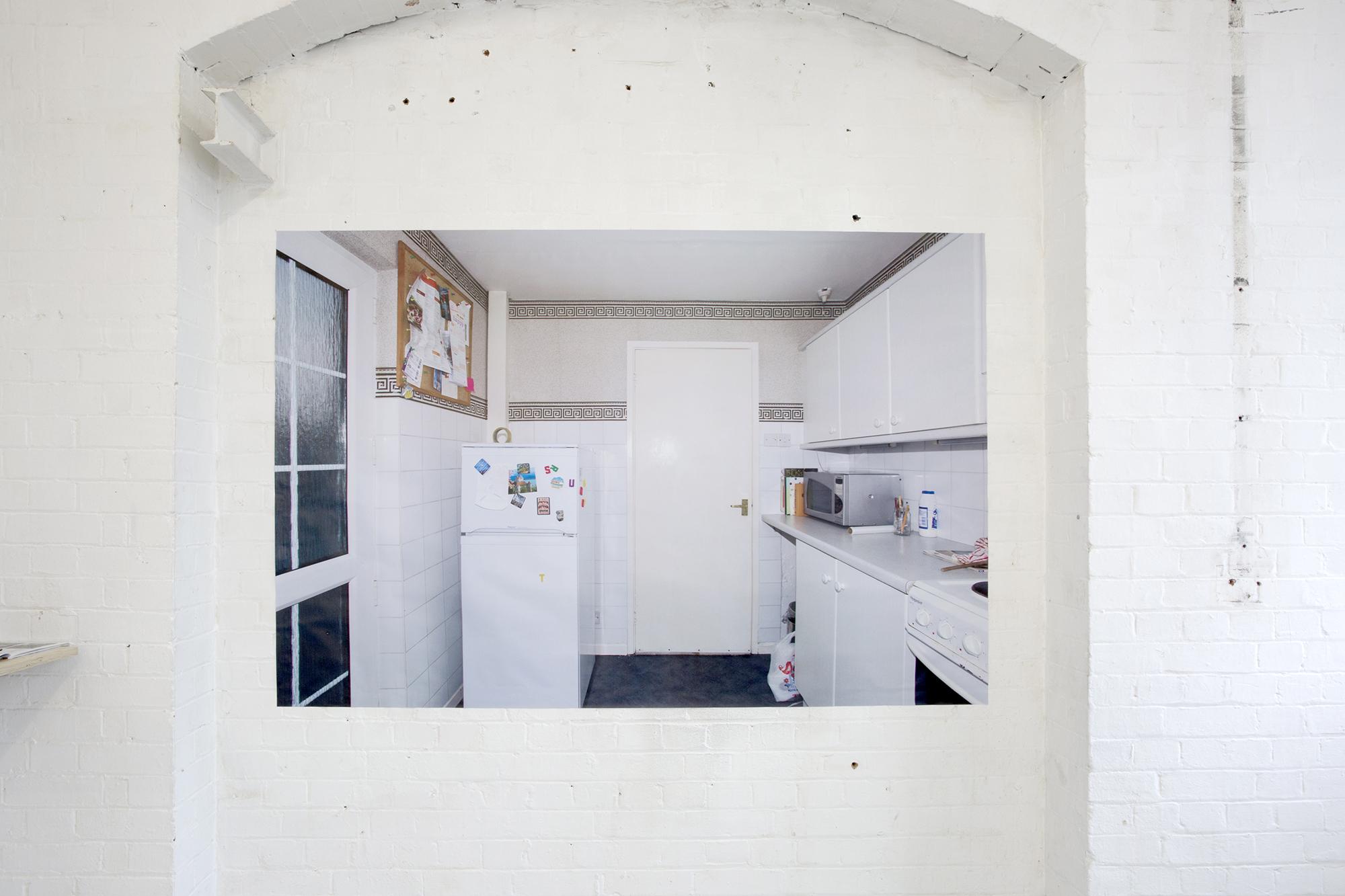Home Instruction Manual, Seen Fifteen Gallery, London