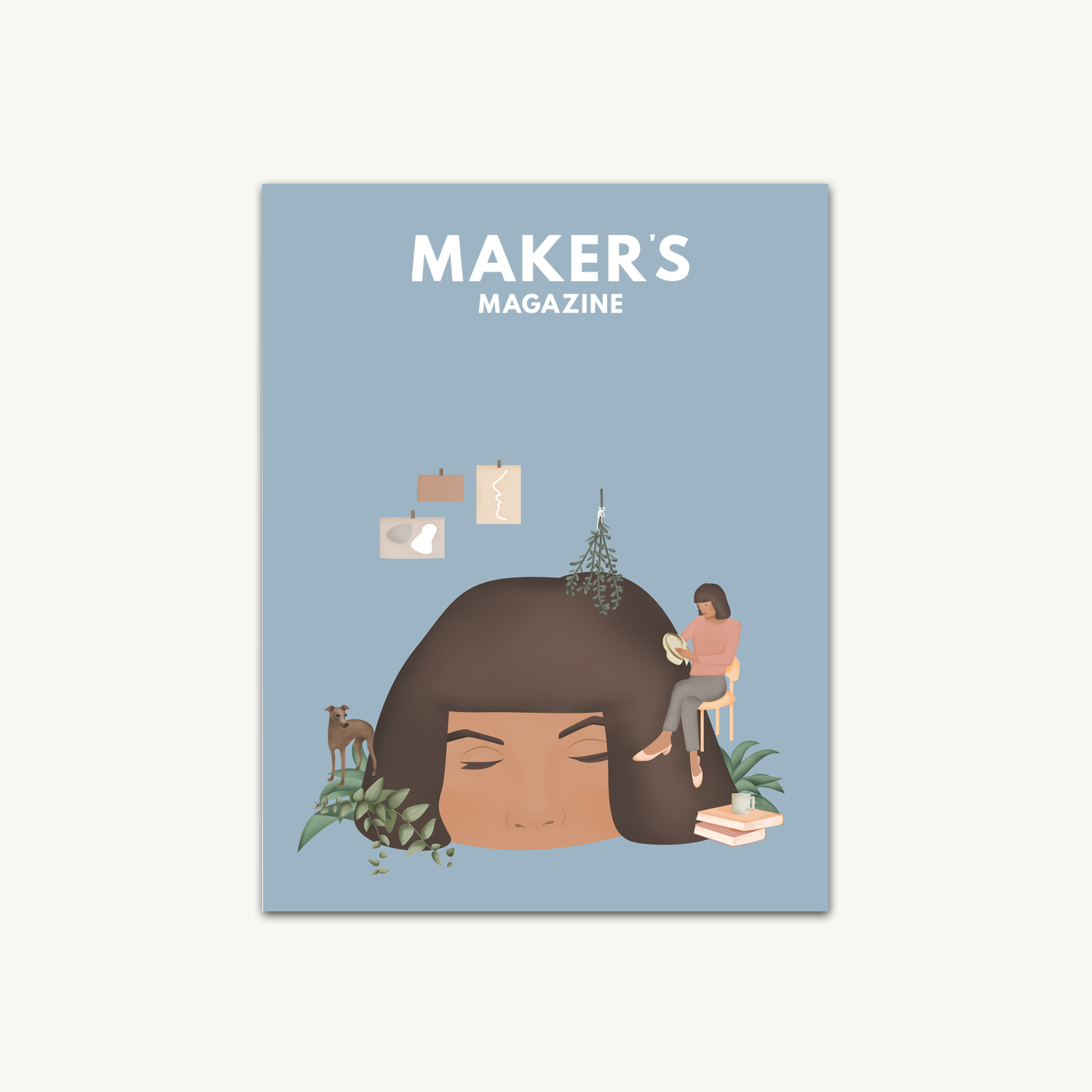 Makers Magazine     magazine   Issue 5: Home pages 78-81