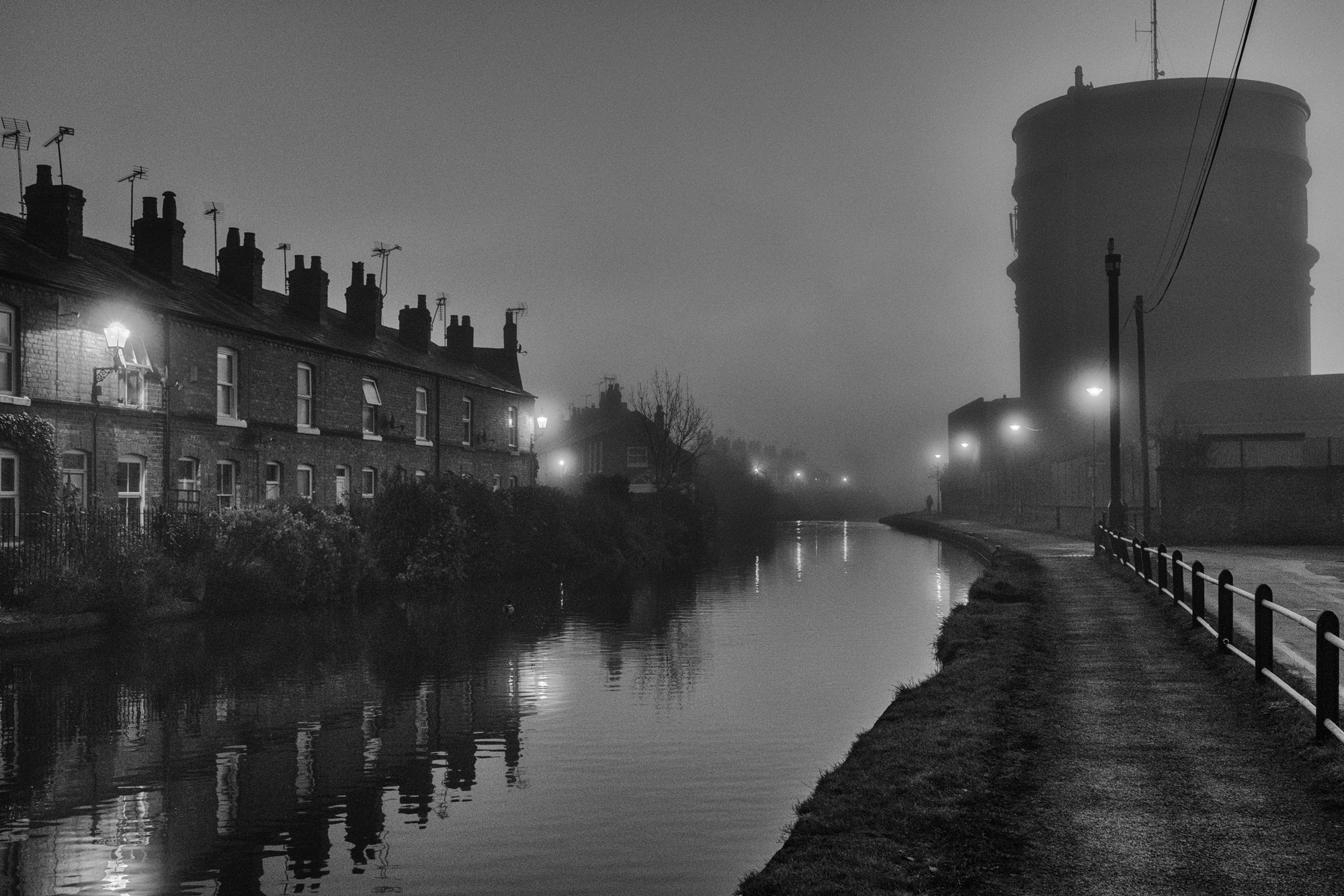Misty Chester Canal