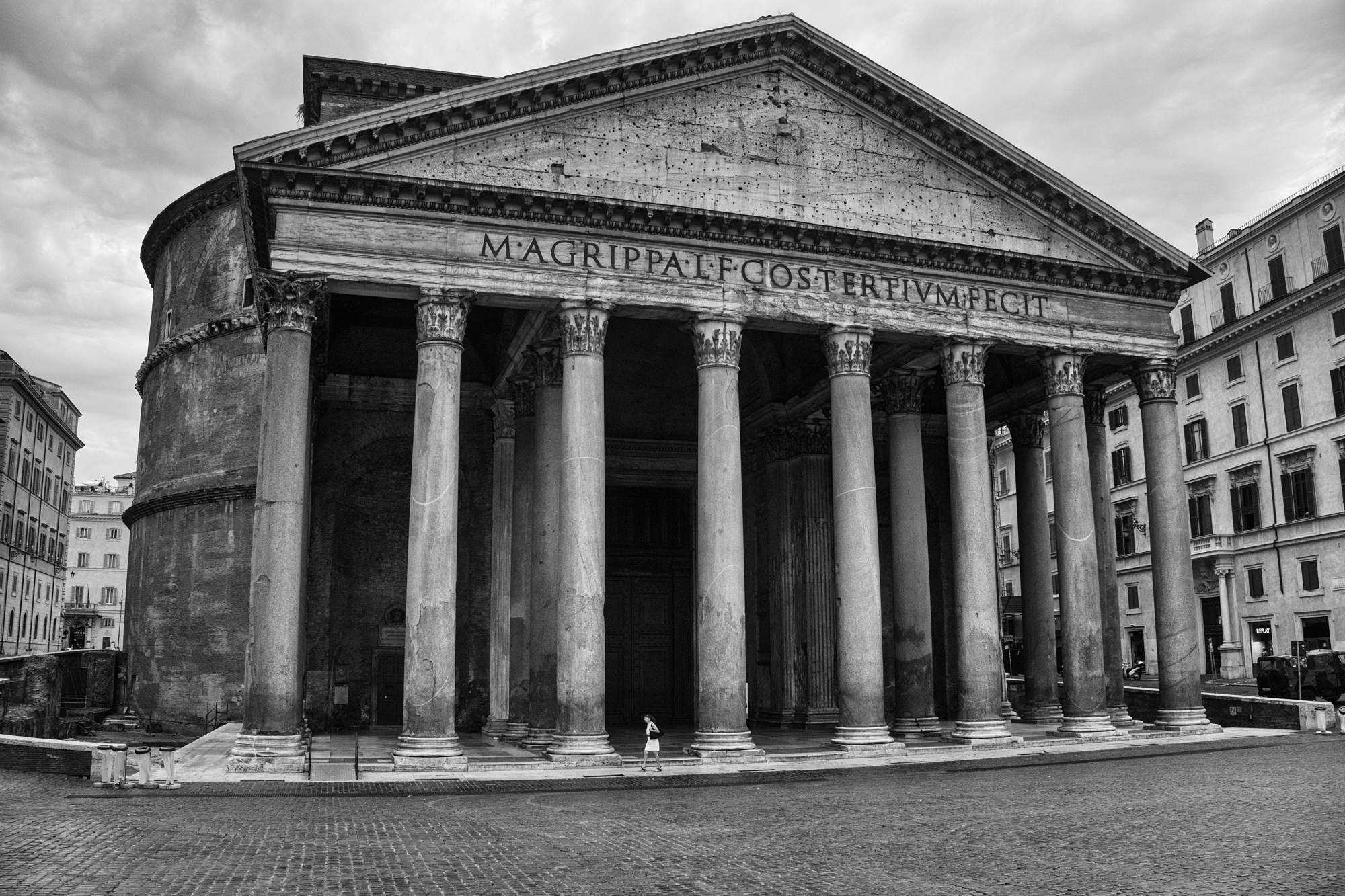 Pantheon - Rome - September 2017