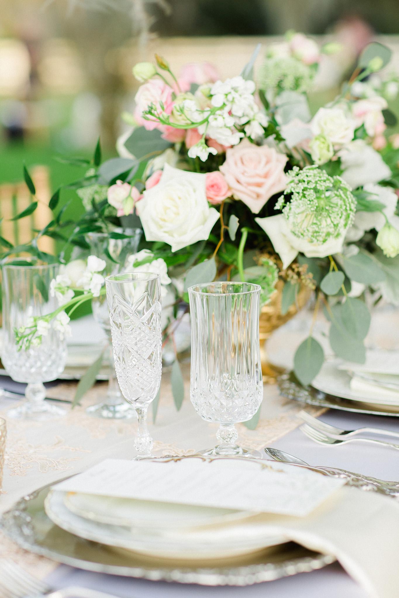 Ever After Vintage Weddings Dish Rentals