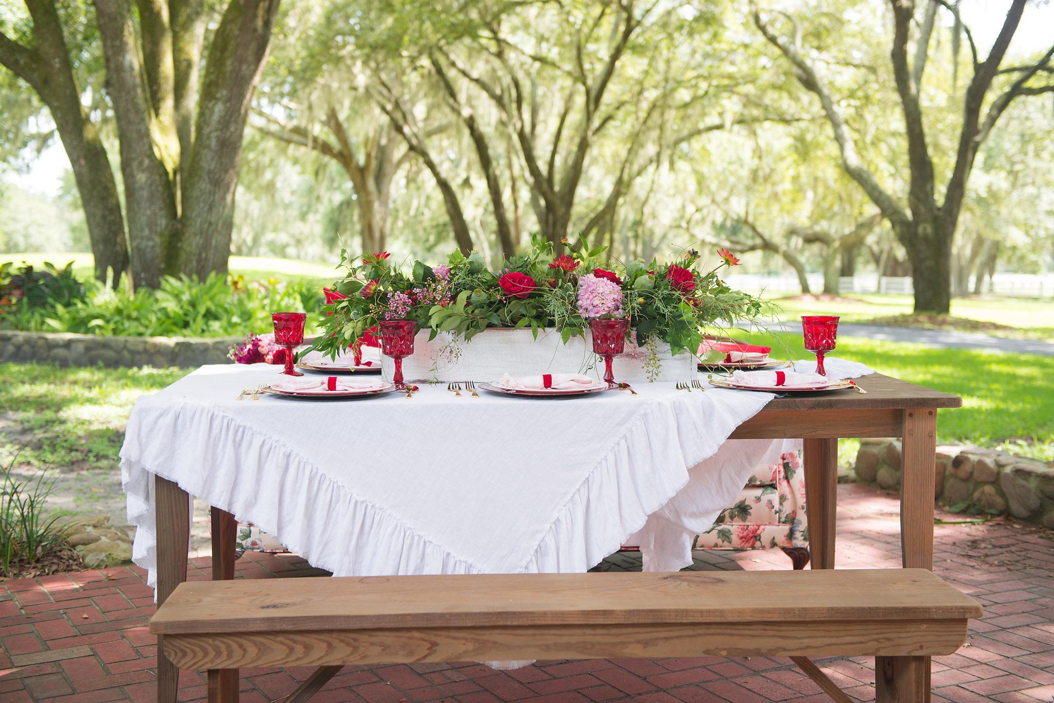 The Lange Farm Dade City Wedding