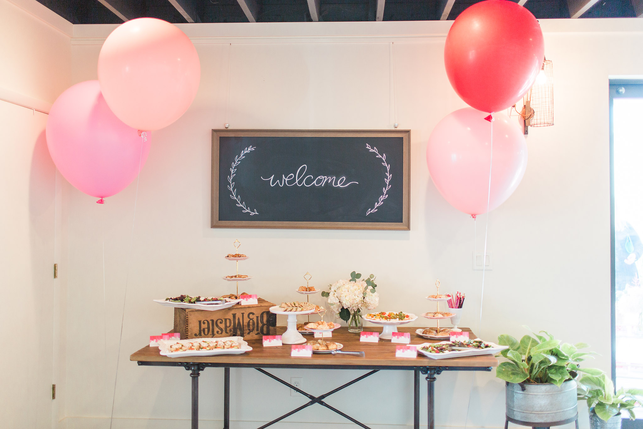 Galentine's Day Party Forty Two Ten