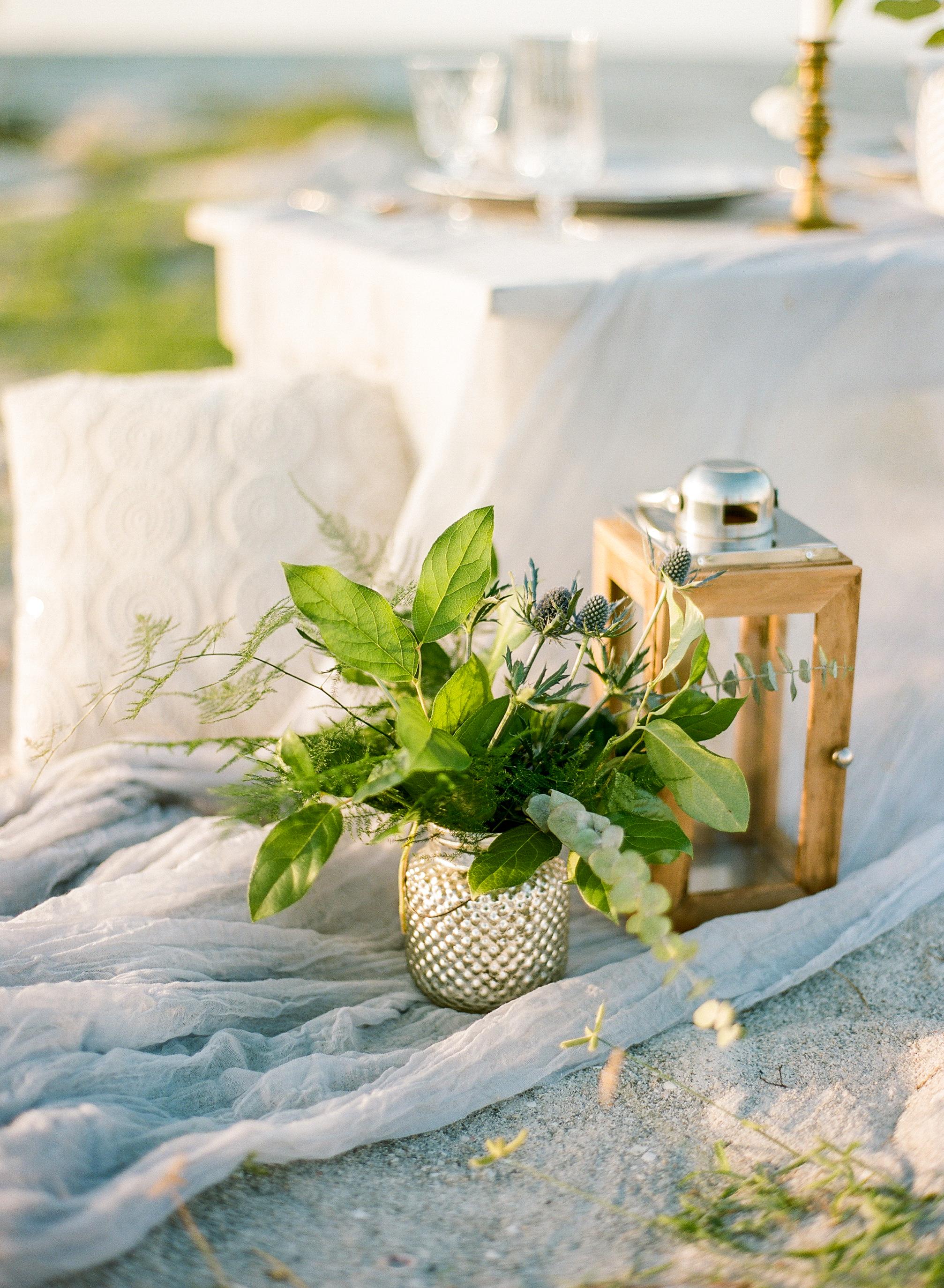 Organic Boho Low Table