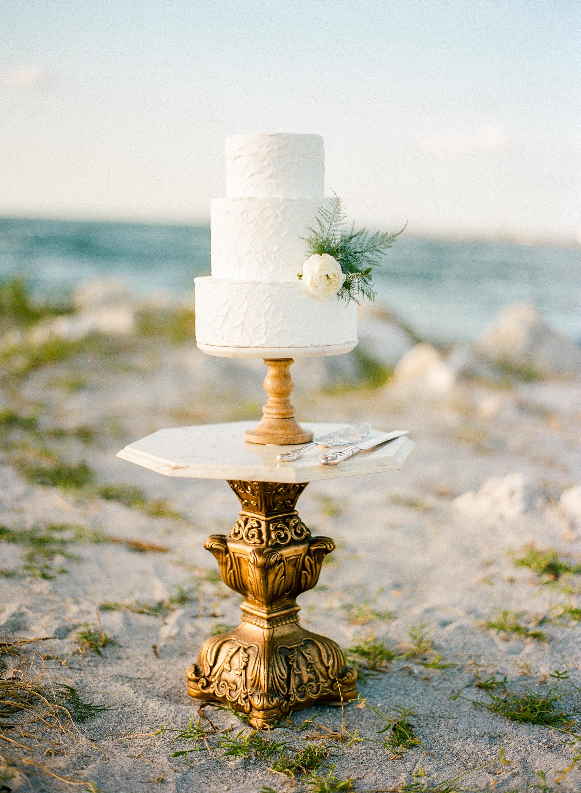Coastal Beach Wedding Inspiration