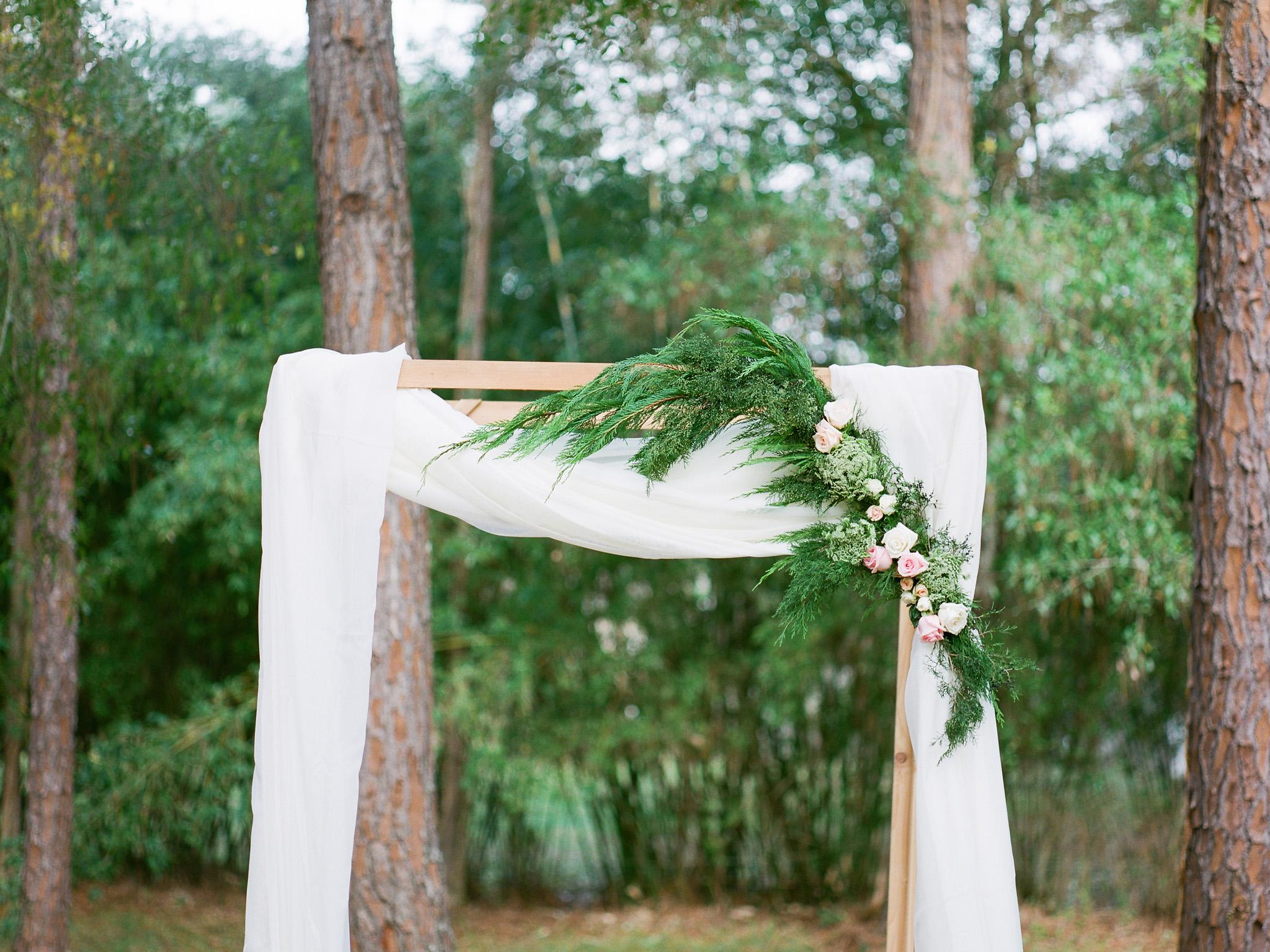 Backyard Wedding Designer Tampa Florida