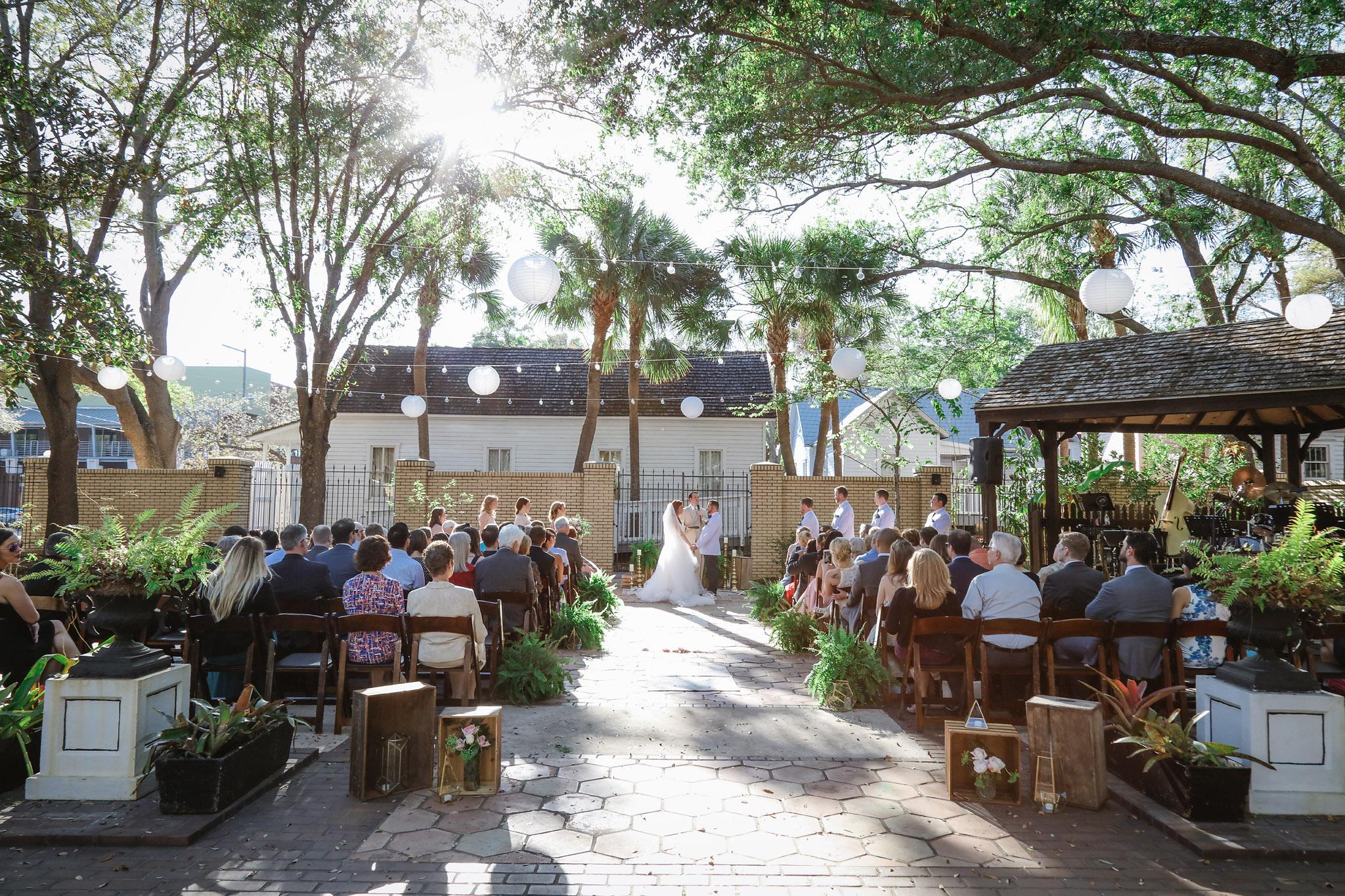 Garden Wedding Tampa