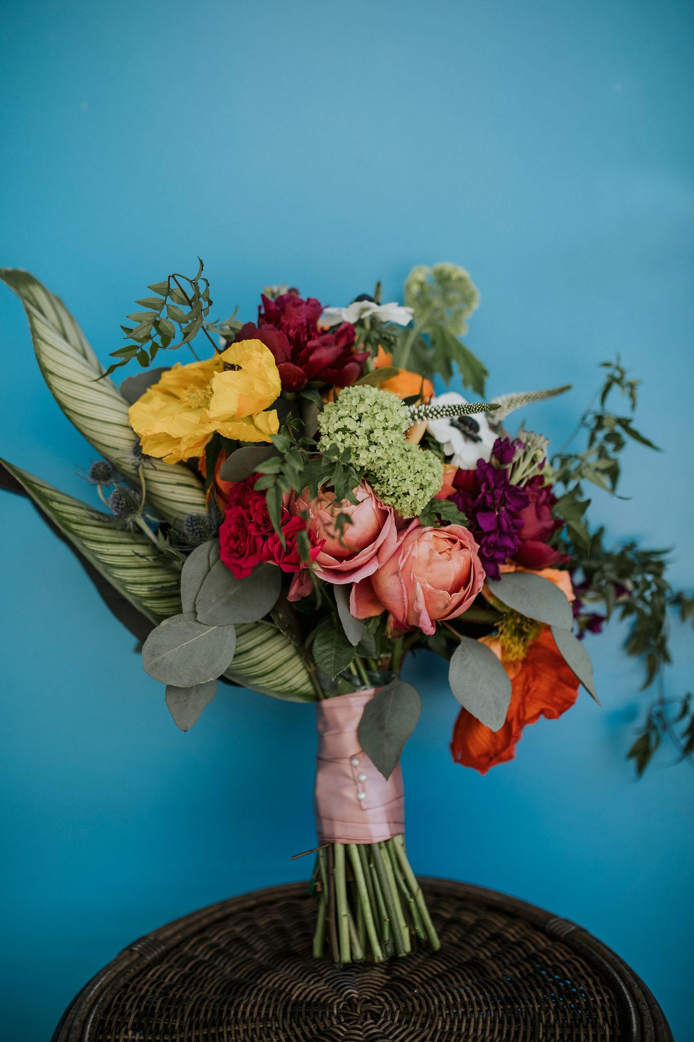 2bird events bouquet