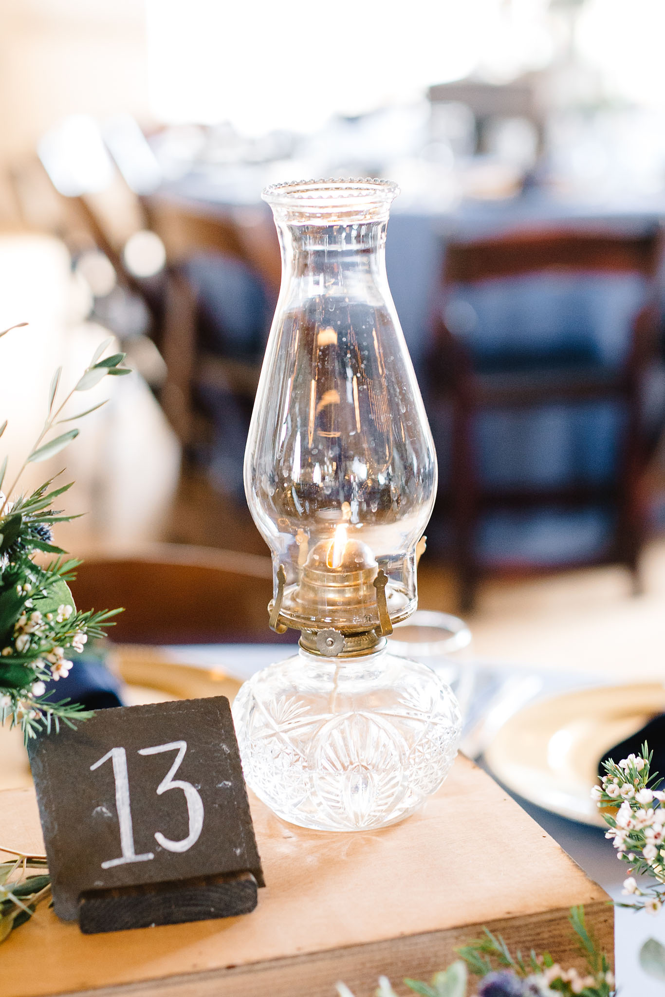 Wedding Oil Lamps