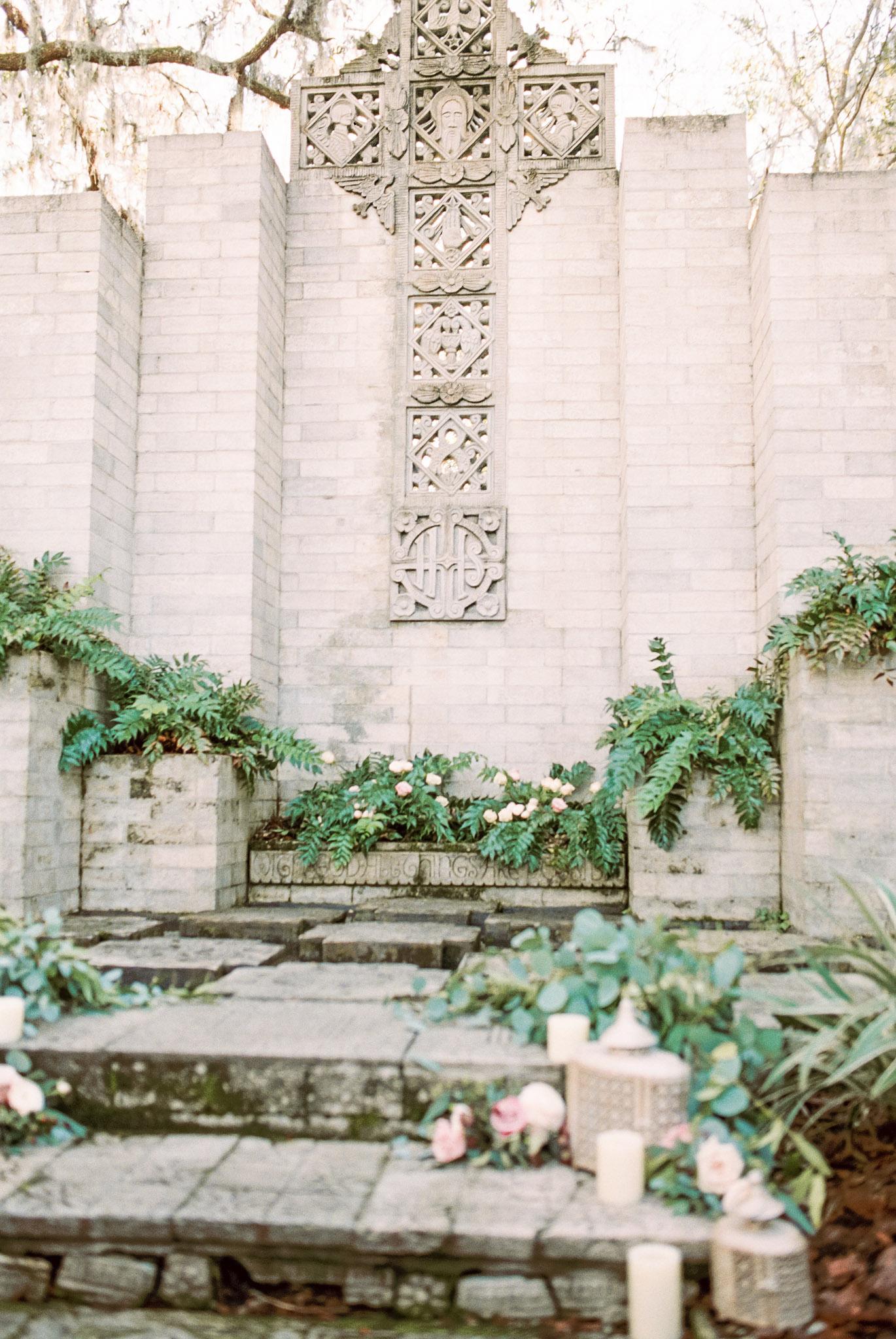 Historic Florida Wedding