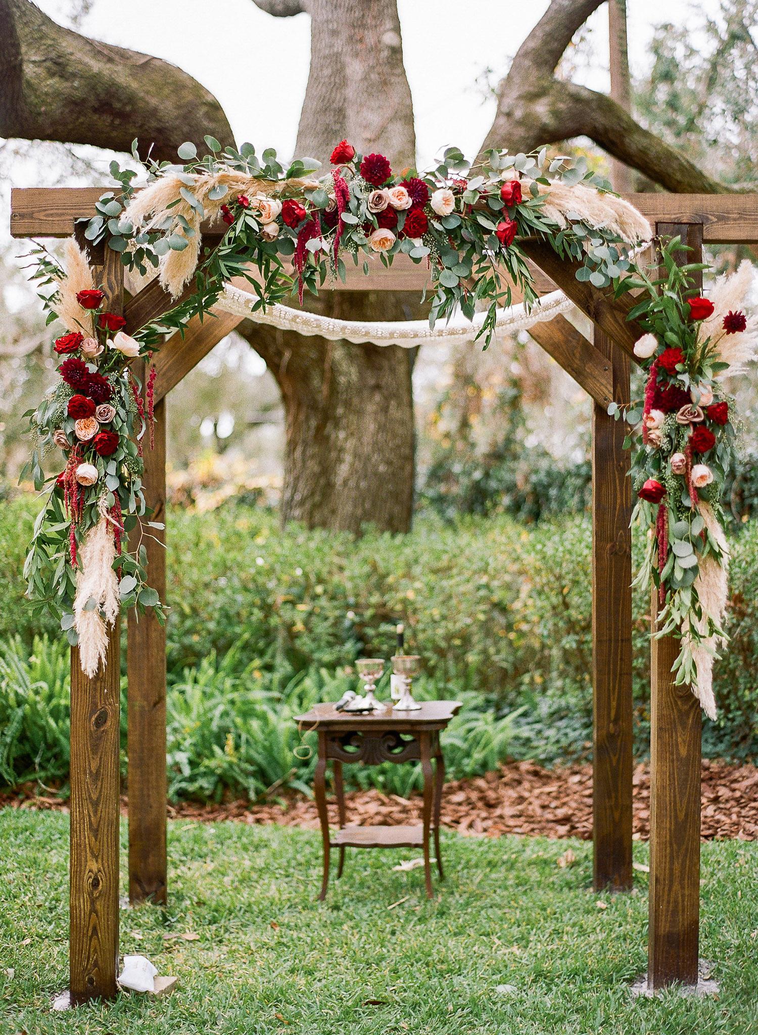 Lakeland Wedding florist
