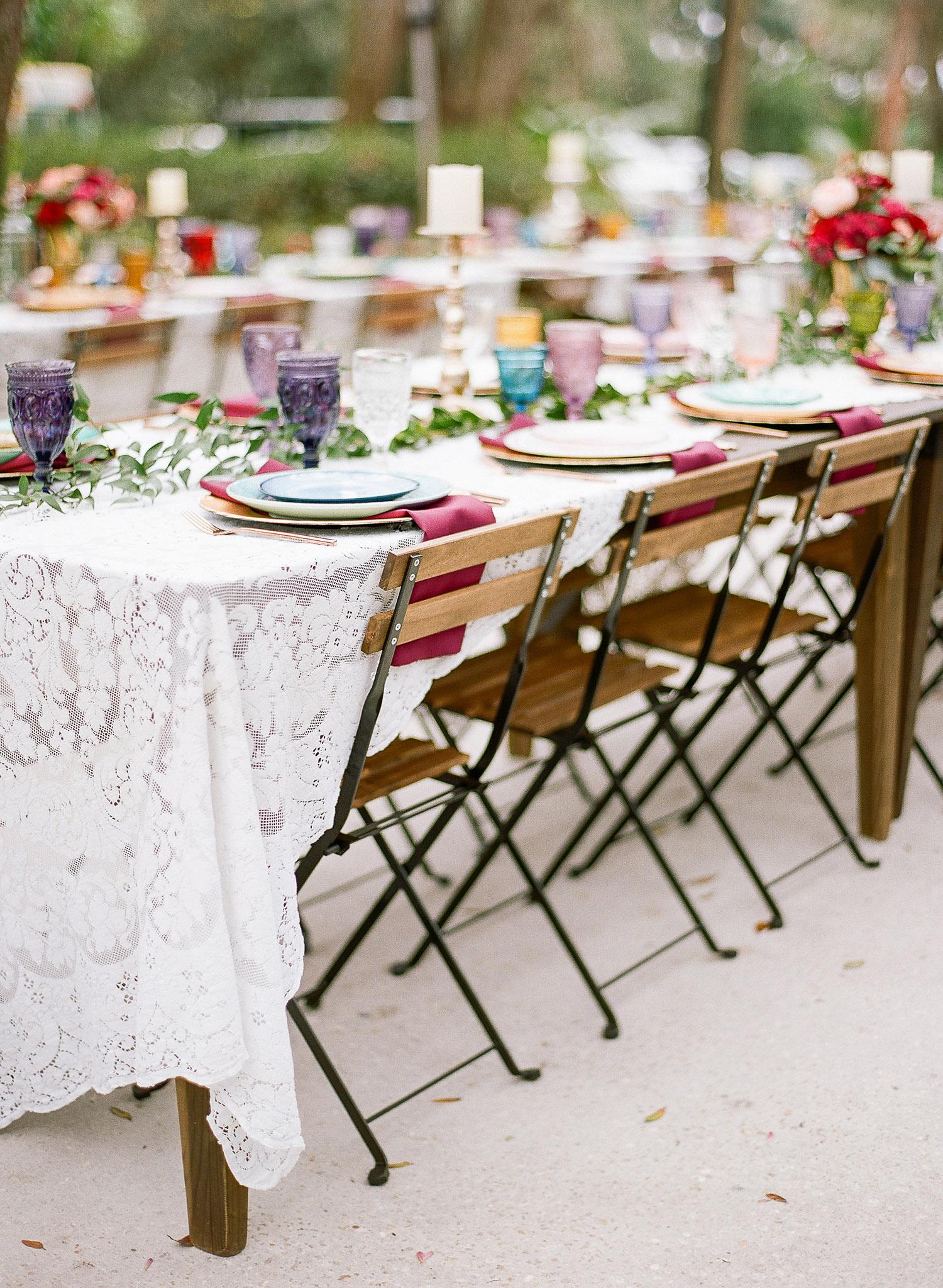Farm Table Rentals Lakeland