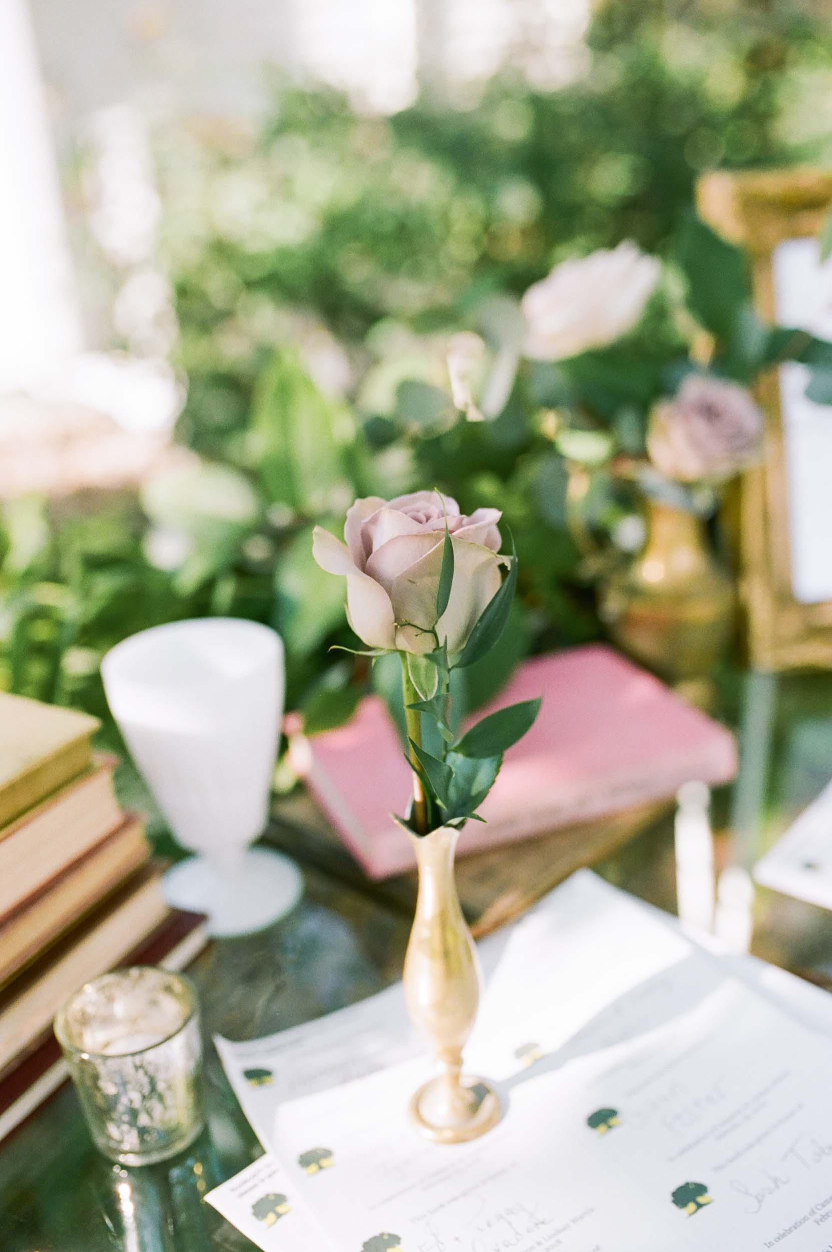 Mauve Wedding Tampa Florida