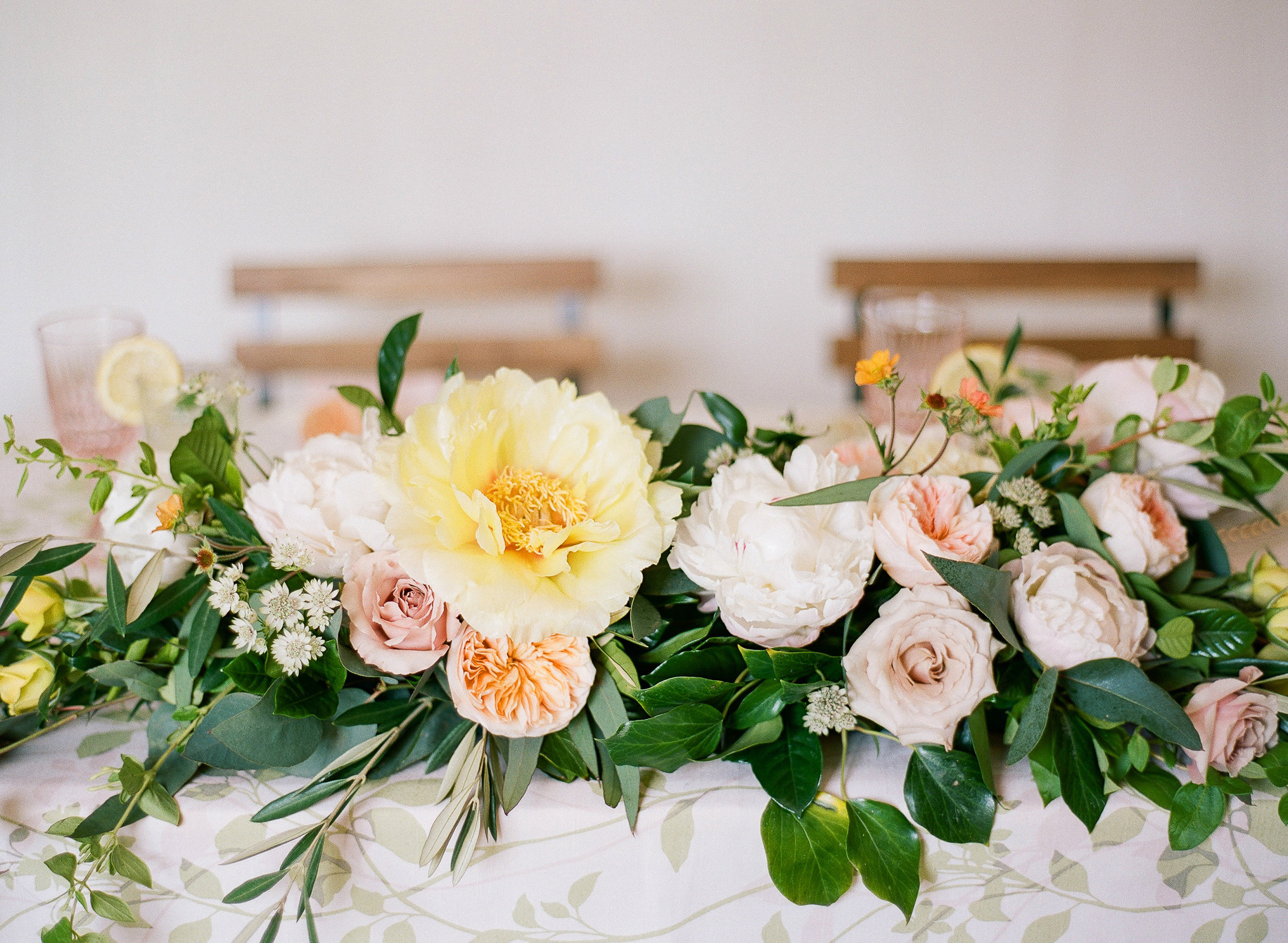 Ever After Vintage Weddings Floral Design