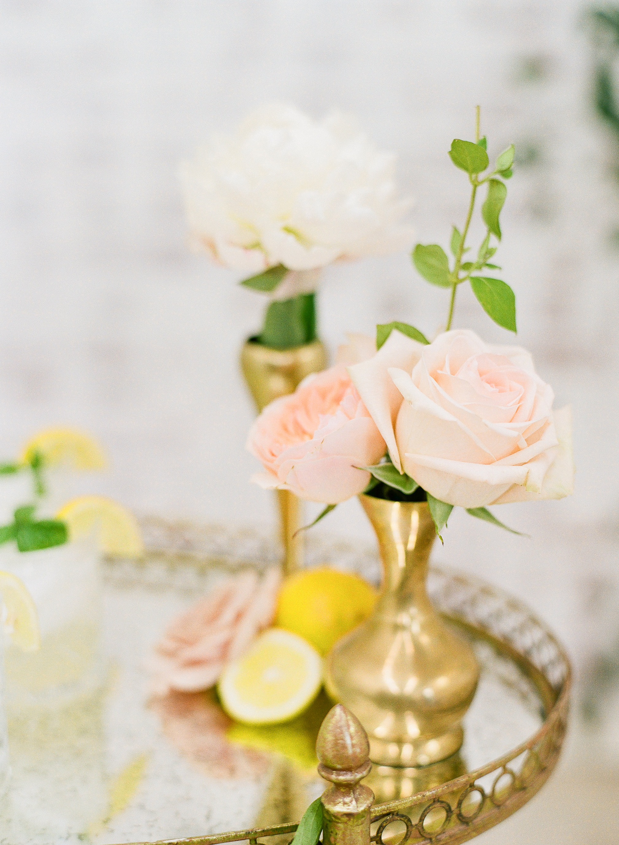 Lemon Wedding Decor