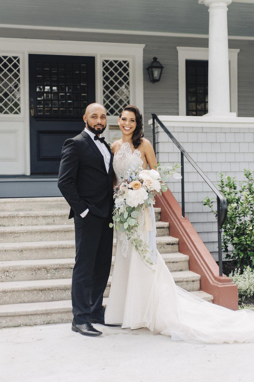 Historic Wedding Tampa