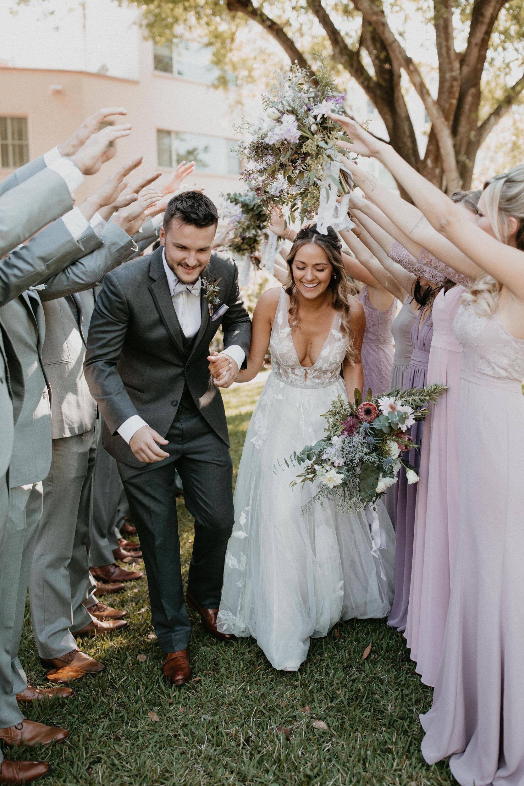 Orlando Boho Wedding