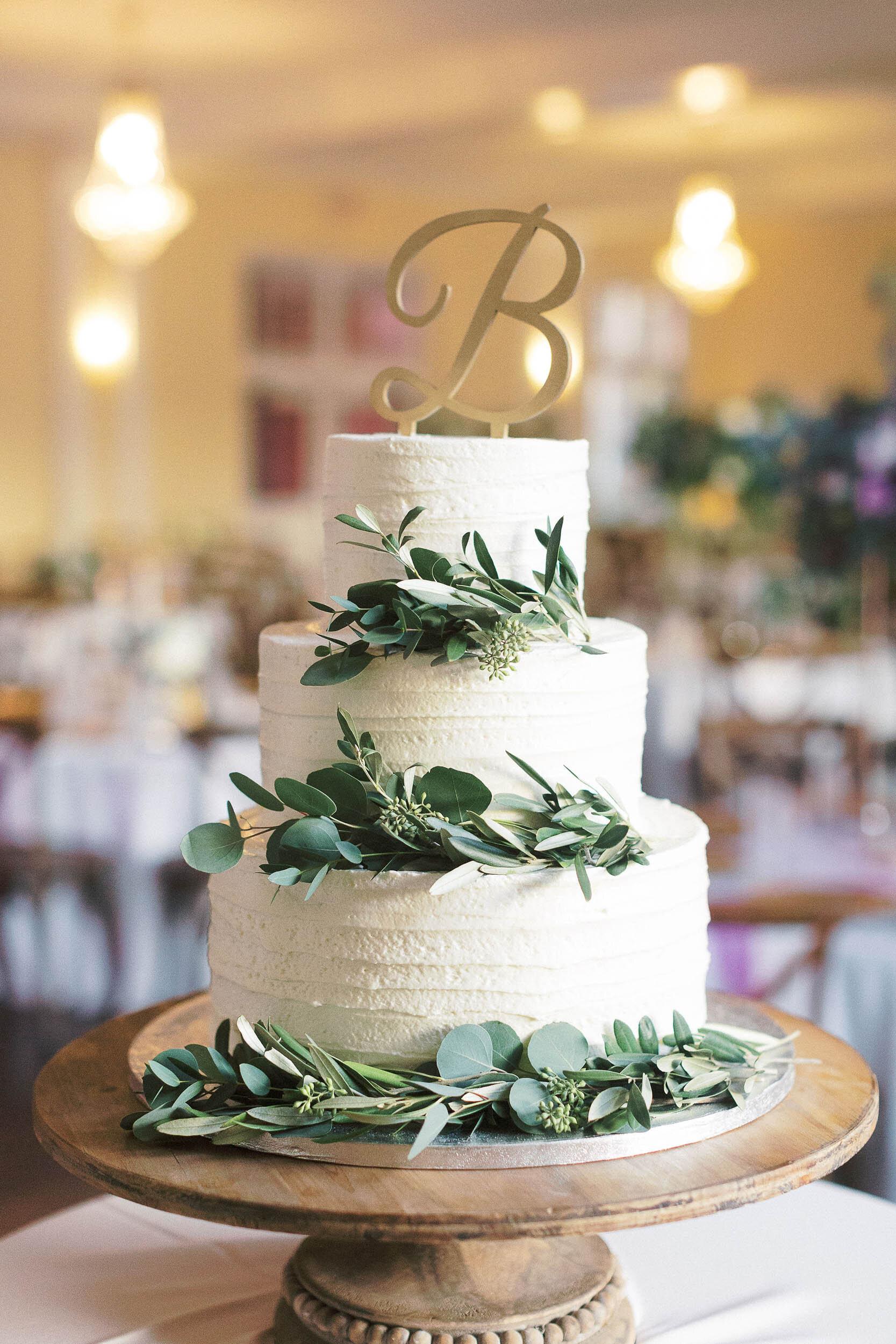 Cake Greenery