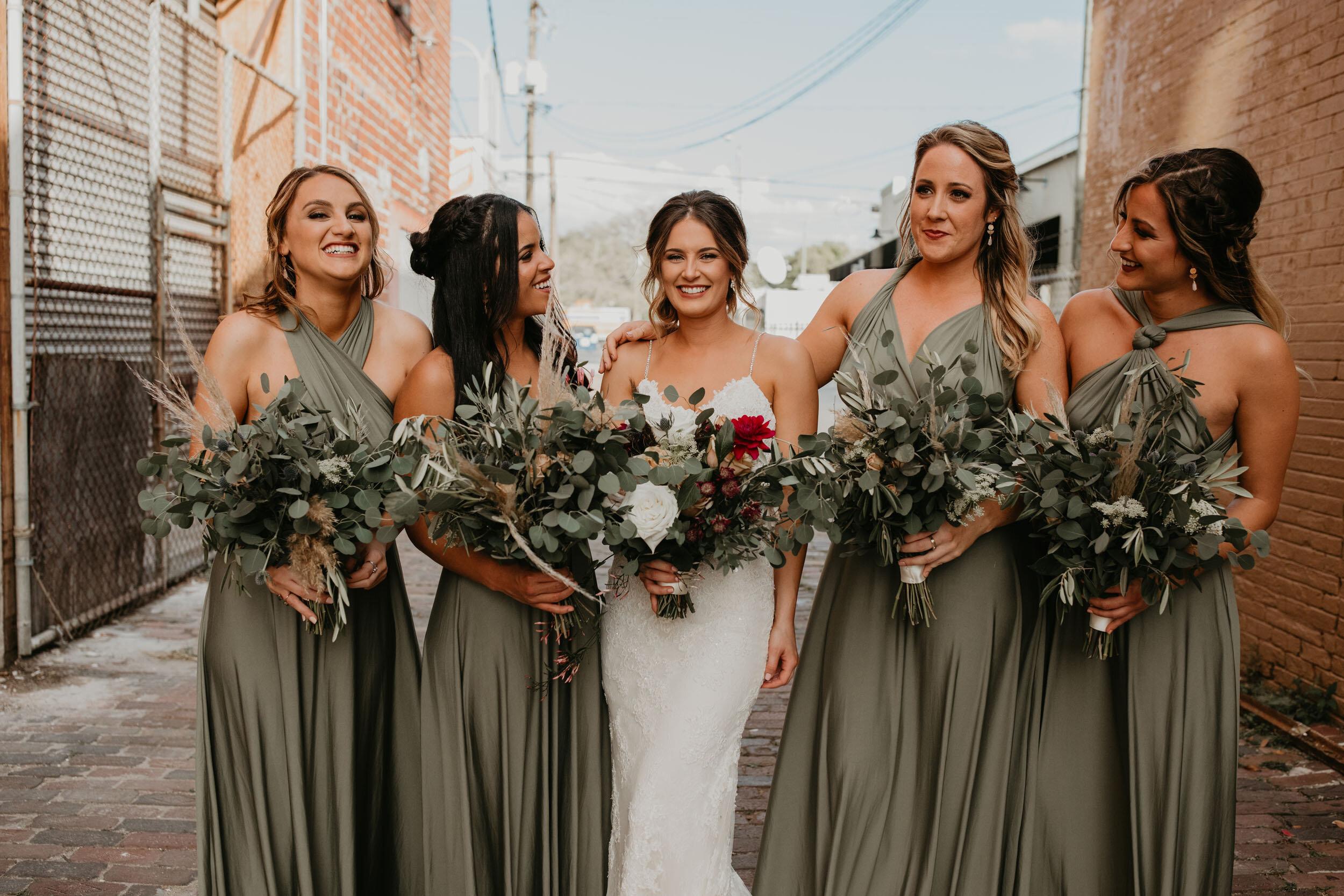 Boho Wedding Tampa Florida