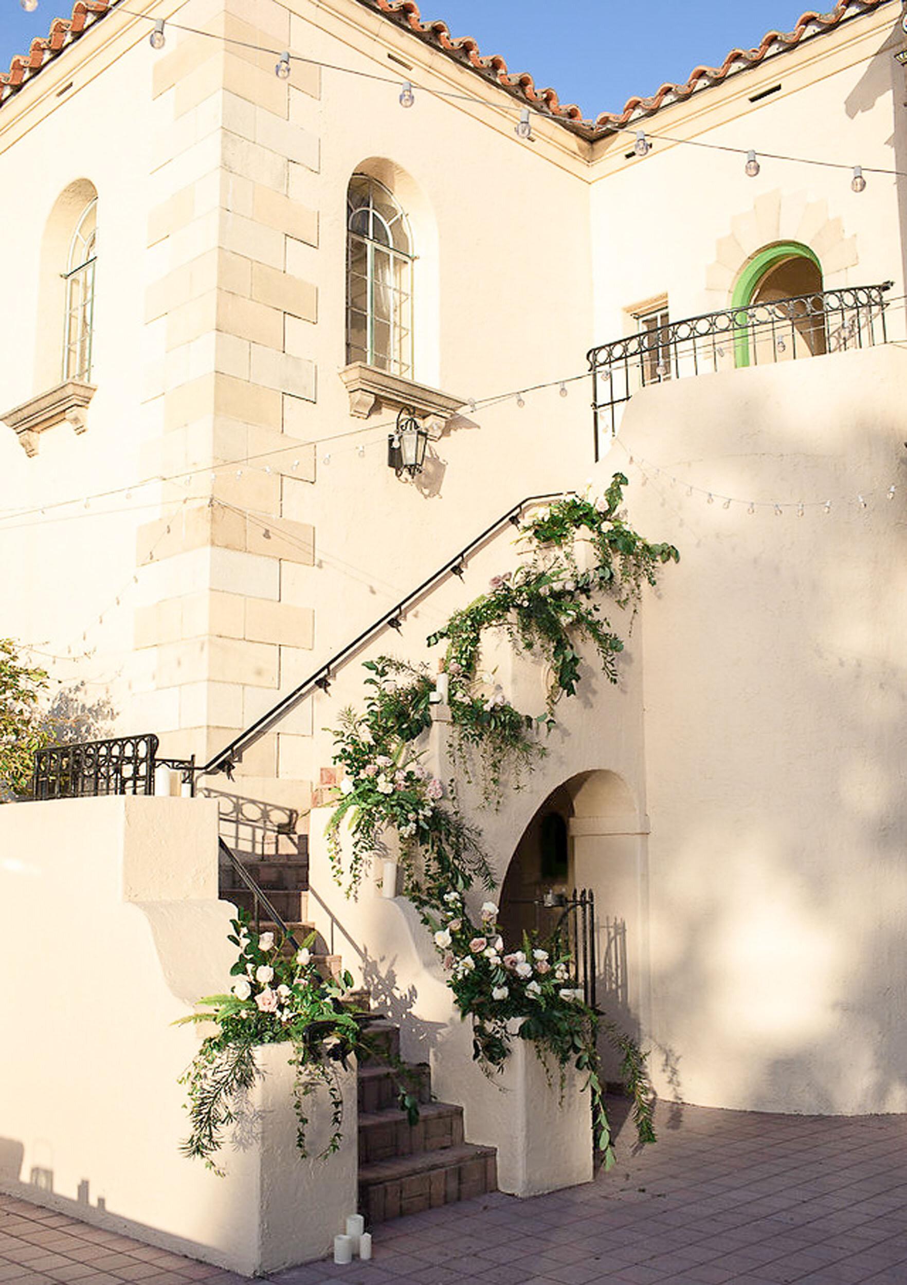 Powel Crosley Stairs