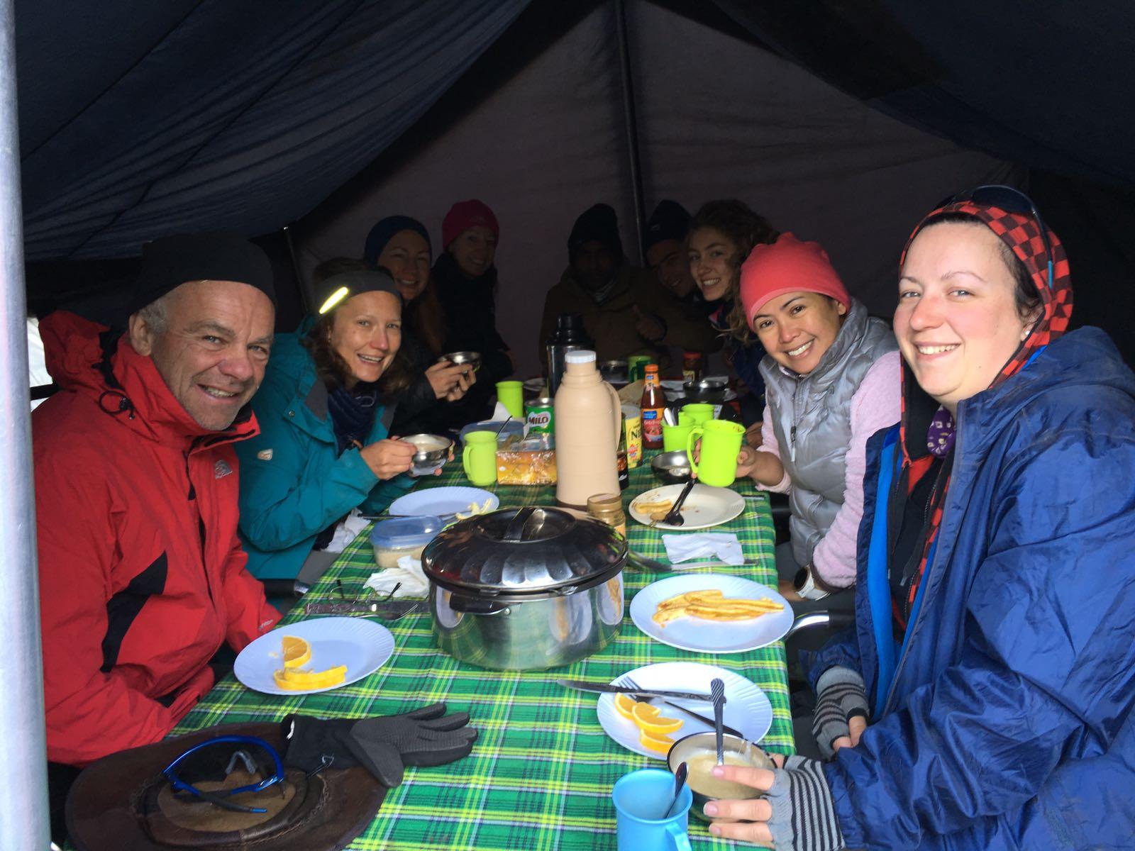 Morning Porridge - Meet the team <3