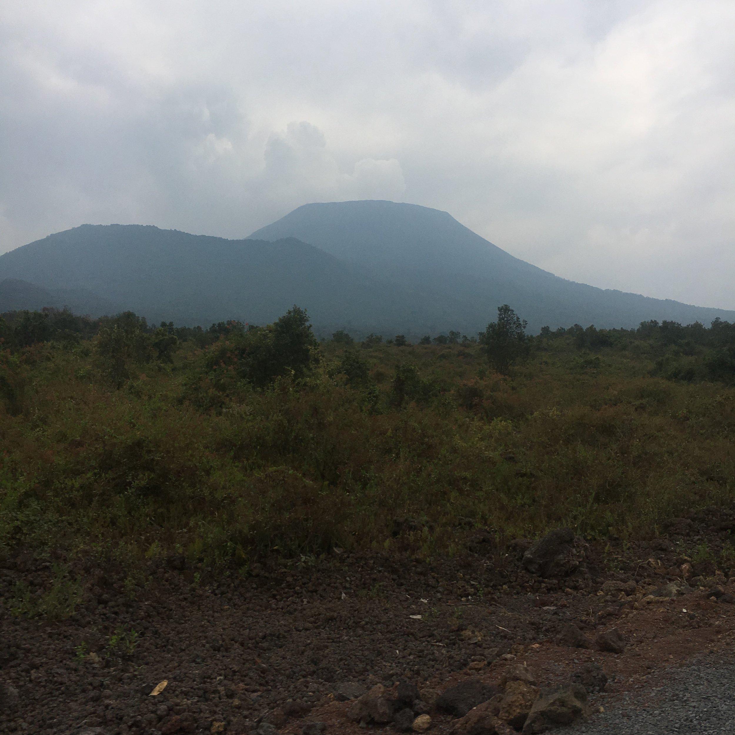 Mt Nyriagongo