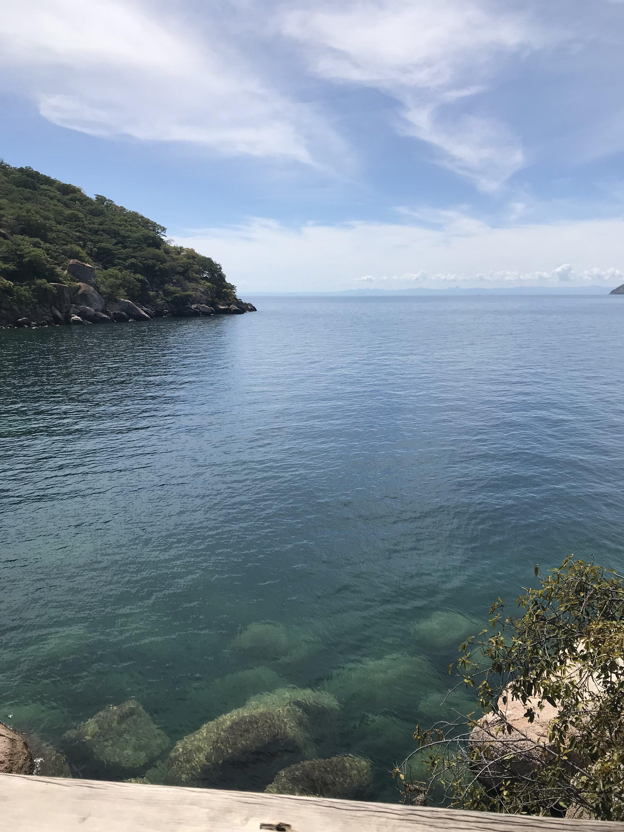 hut views