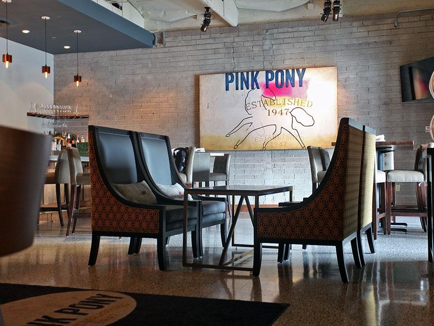 Pink Pony  Scottsdale, AZ