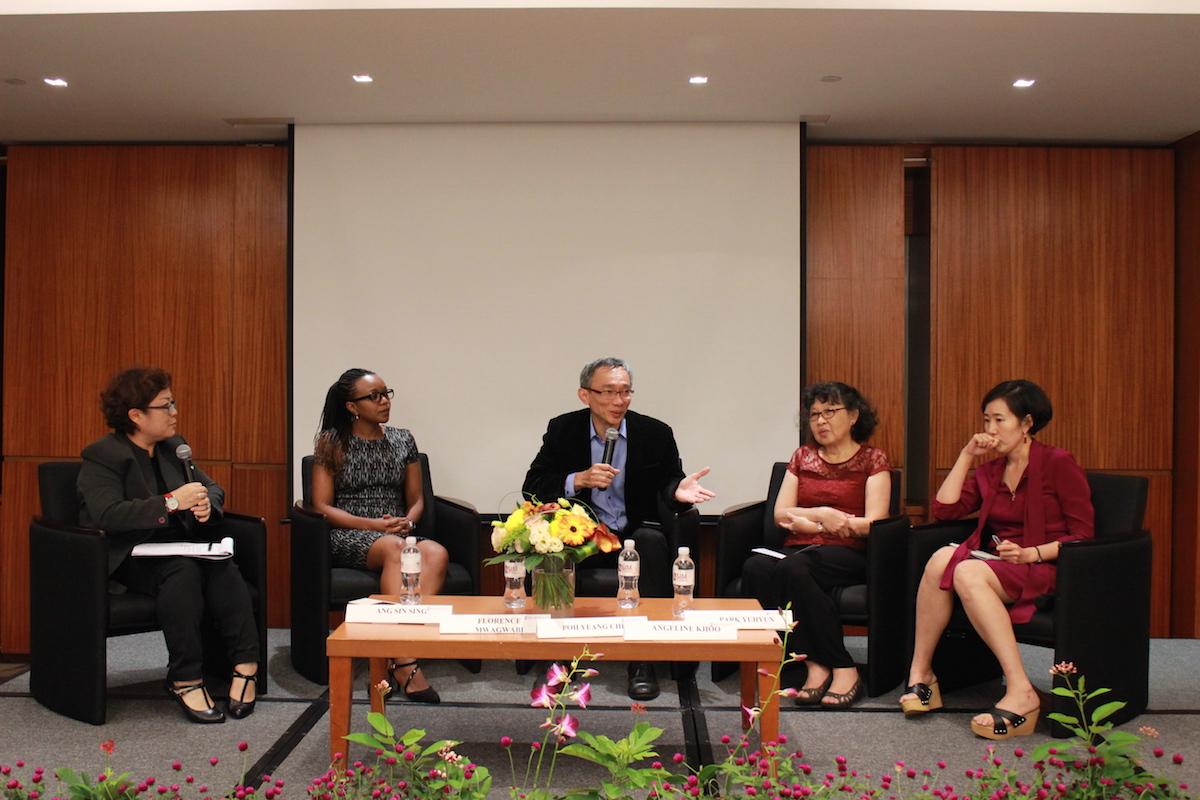 Panel @ Singapore Media Forum 2016