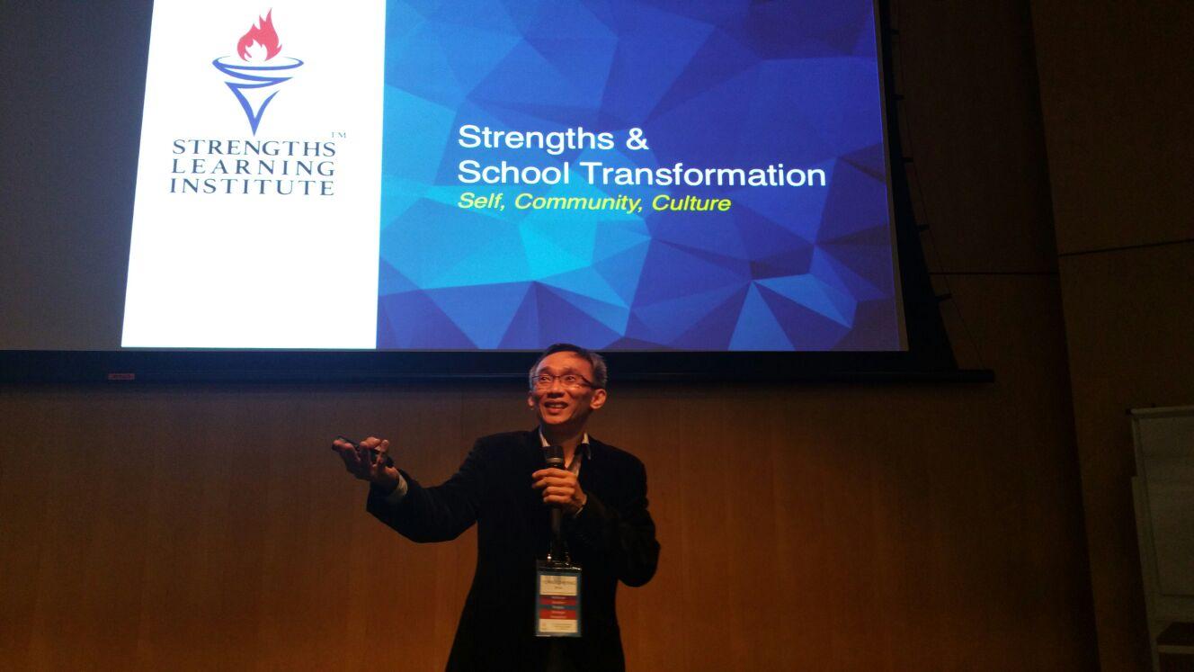Keynote @ ASEAN Strengths Education Summit
