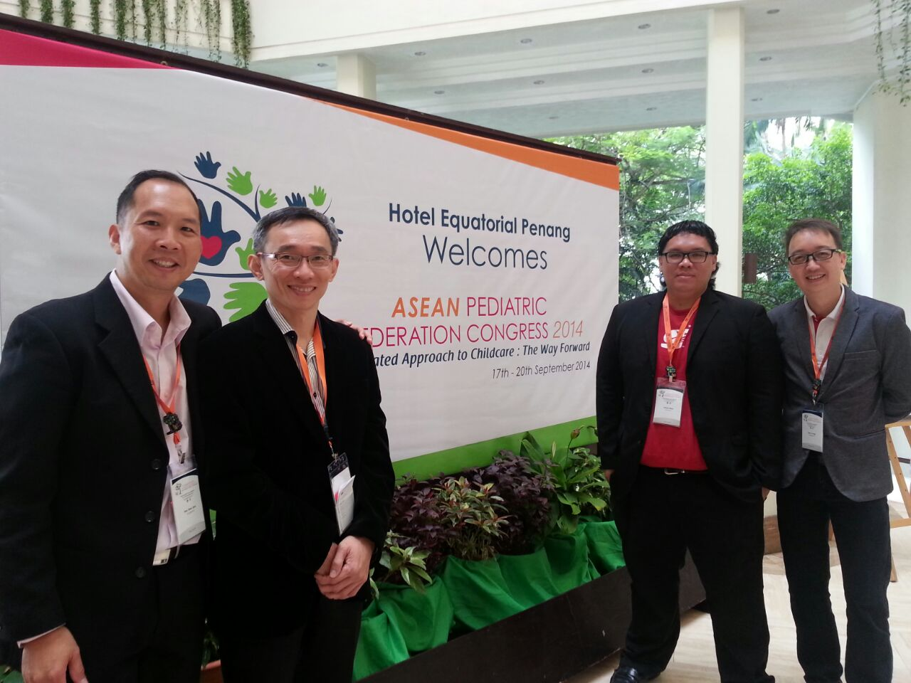 ASEAN Paediatric Conference 2014