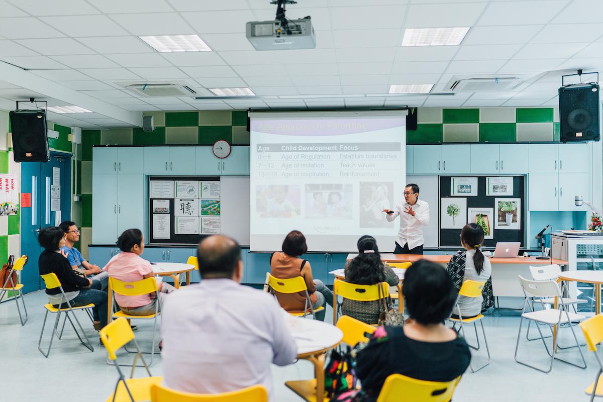 Parent Education in Schools