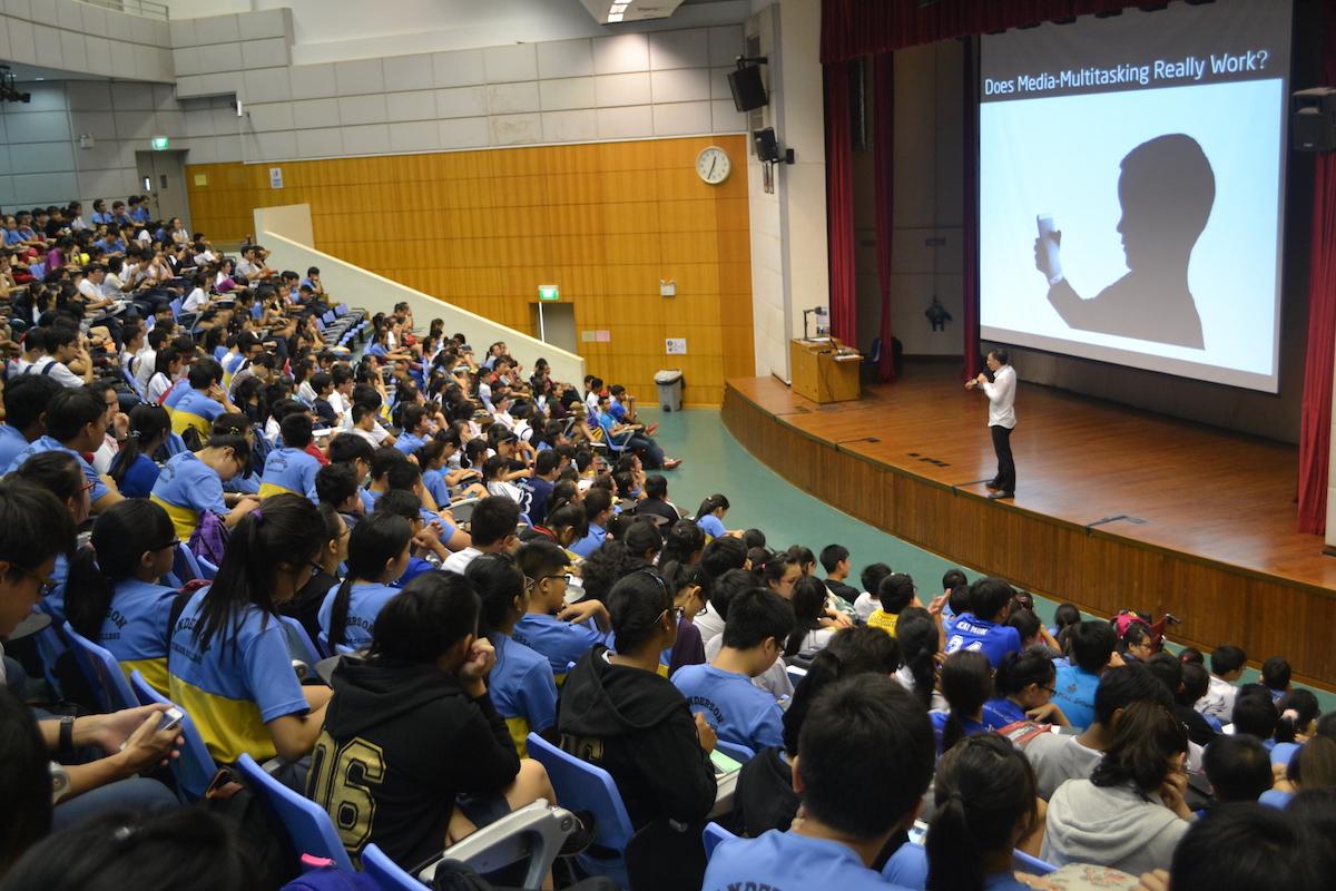 Cyber Wellness Masterclass in Schools