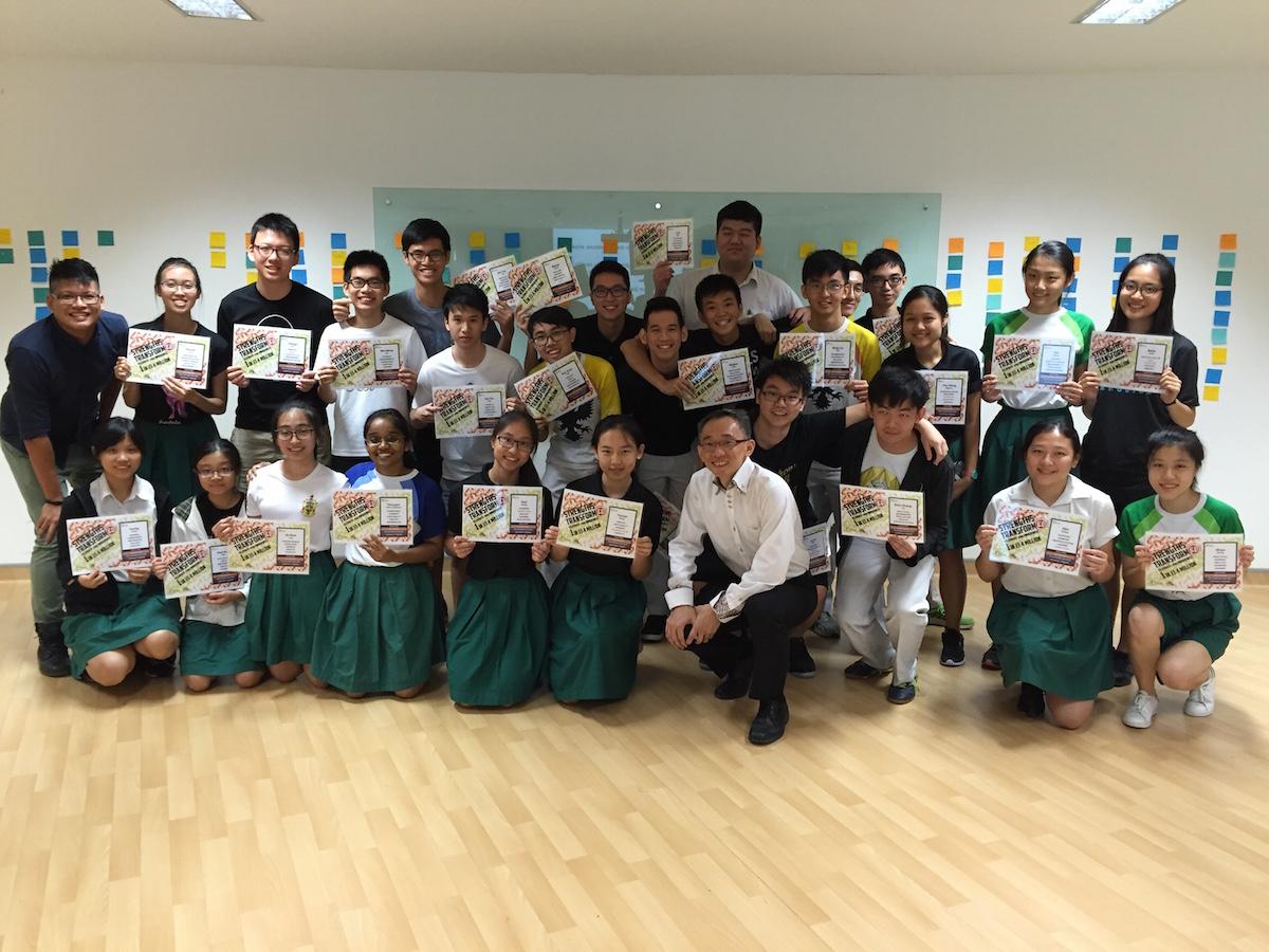 Strengths-Based Education &CareerGuidance @ Raffles Institution