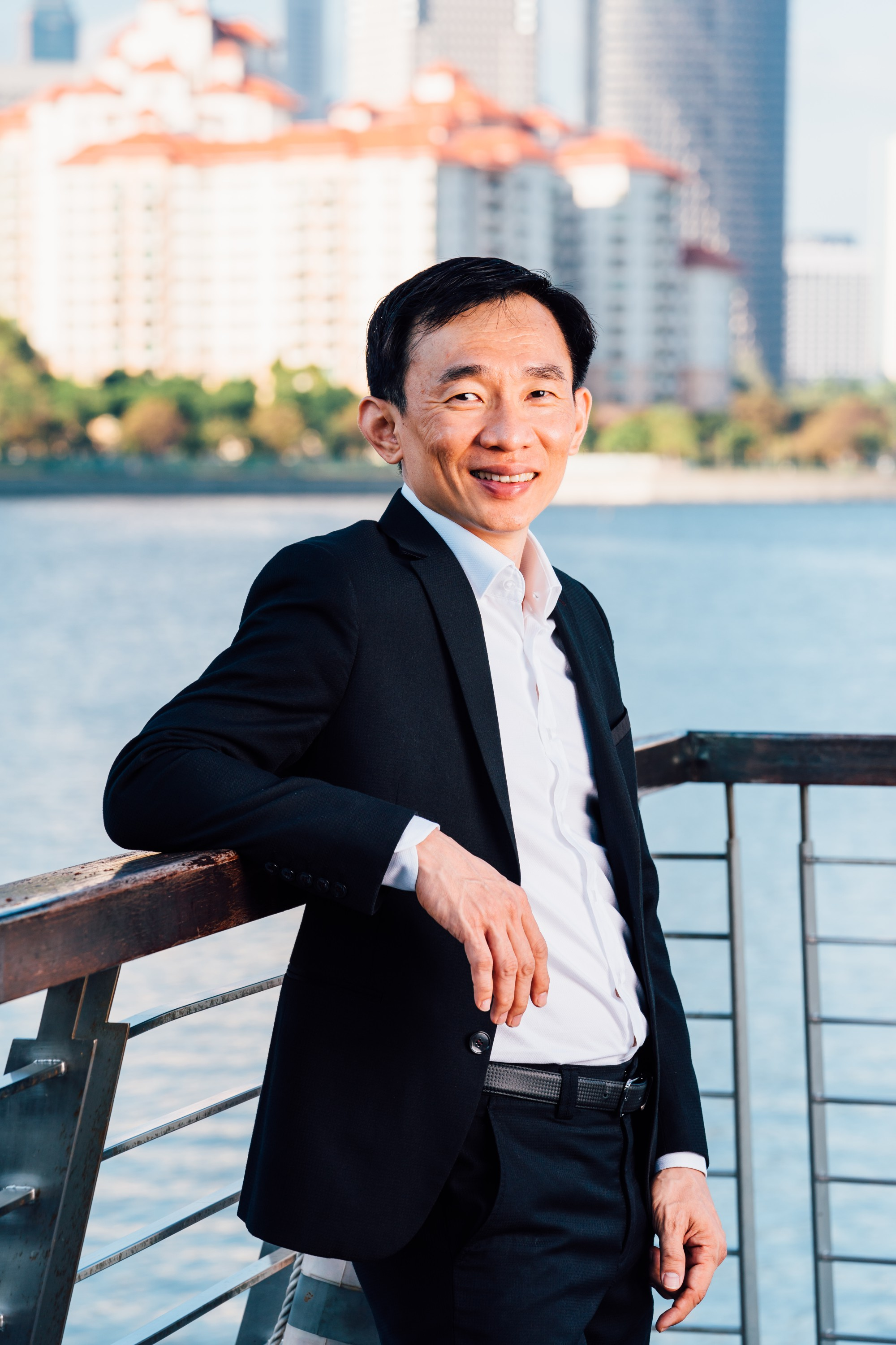StrengthsFinder Coach Singapore Poh Yeang Cherng