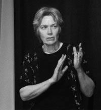 Rgnhild Hilt fra Det Norske Teatret