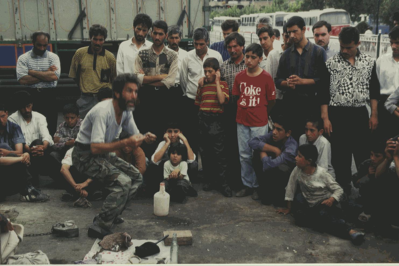 Gateforteller i Iran