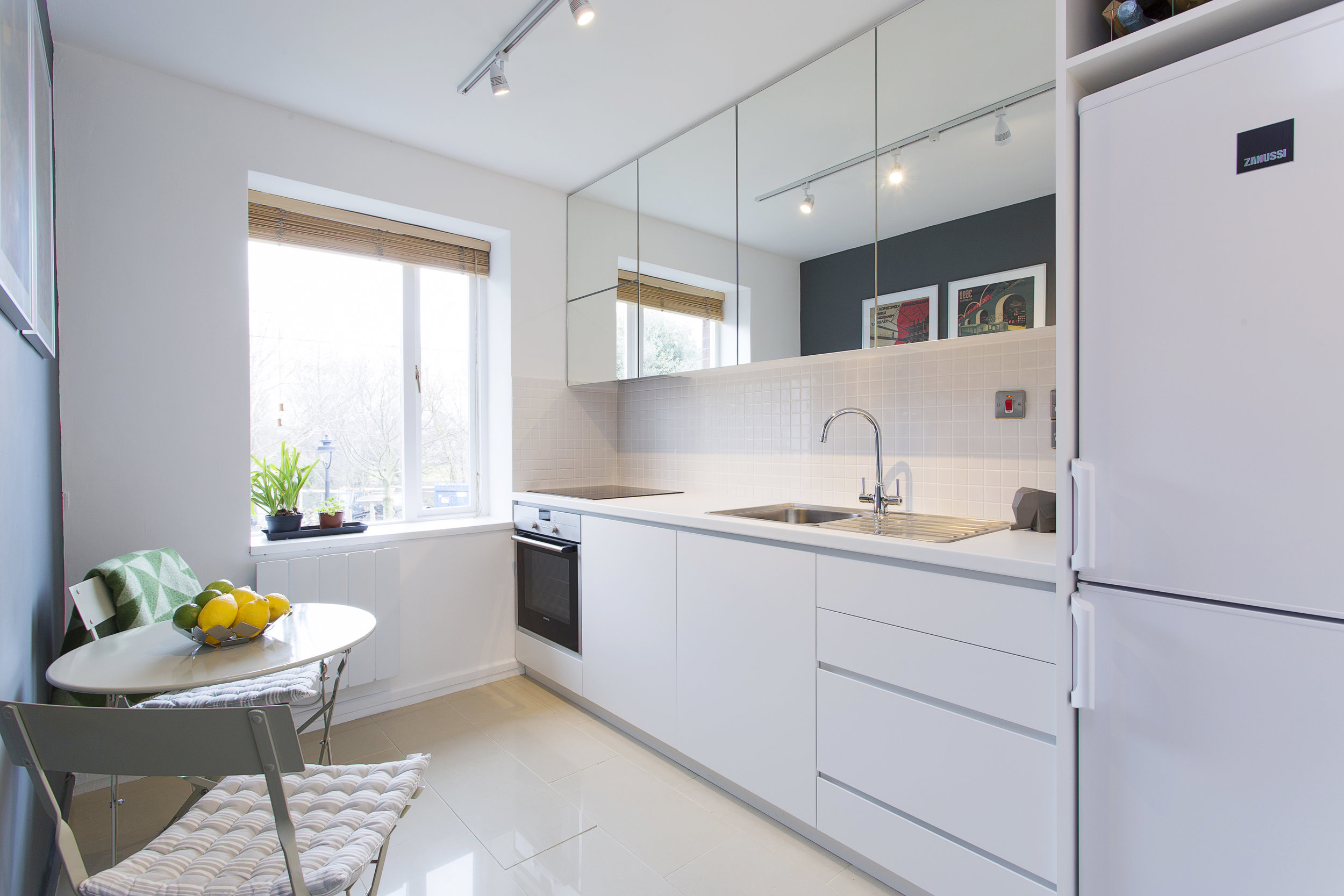 Apartment Refurbishment - Custom Kitchen February 2015
